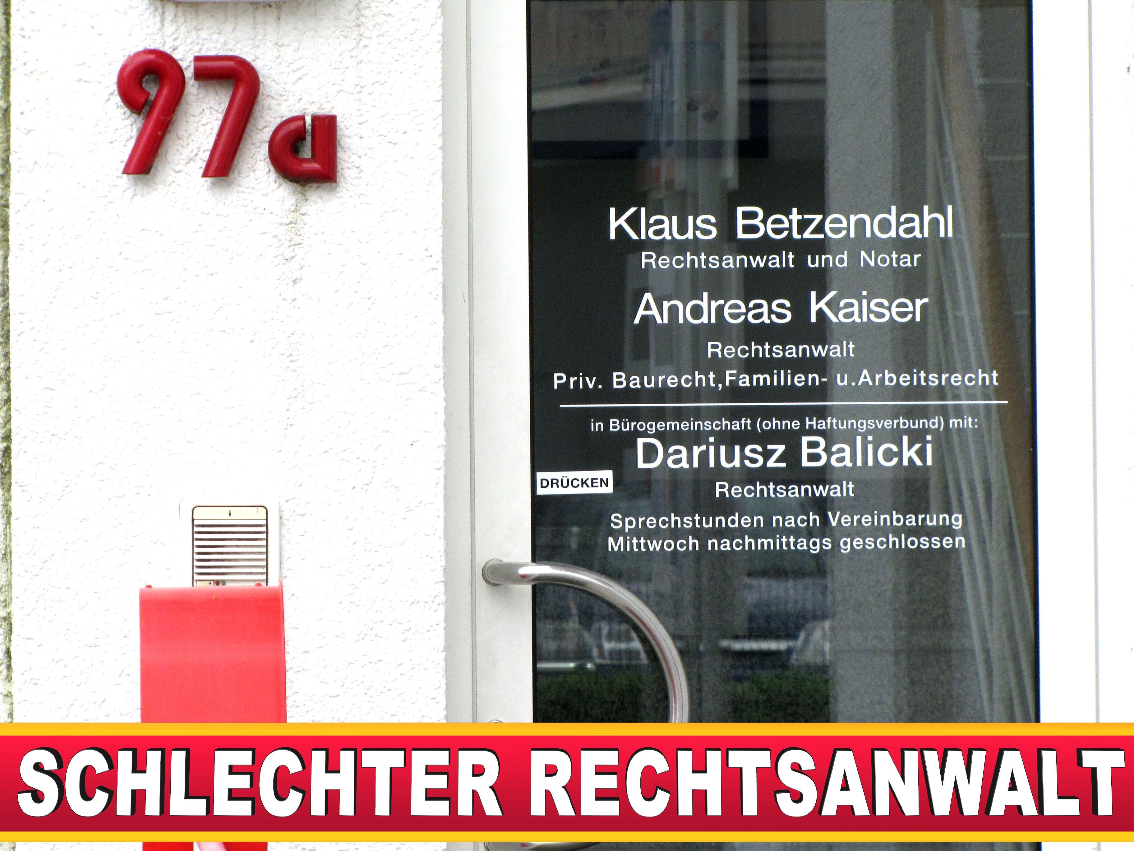 RECHTSANWALT ANDREAS KAISER Carl Severing Straße Bielefeld (11)