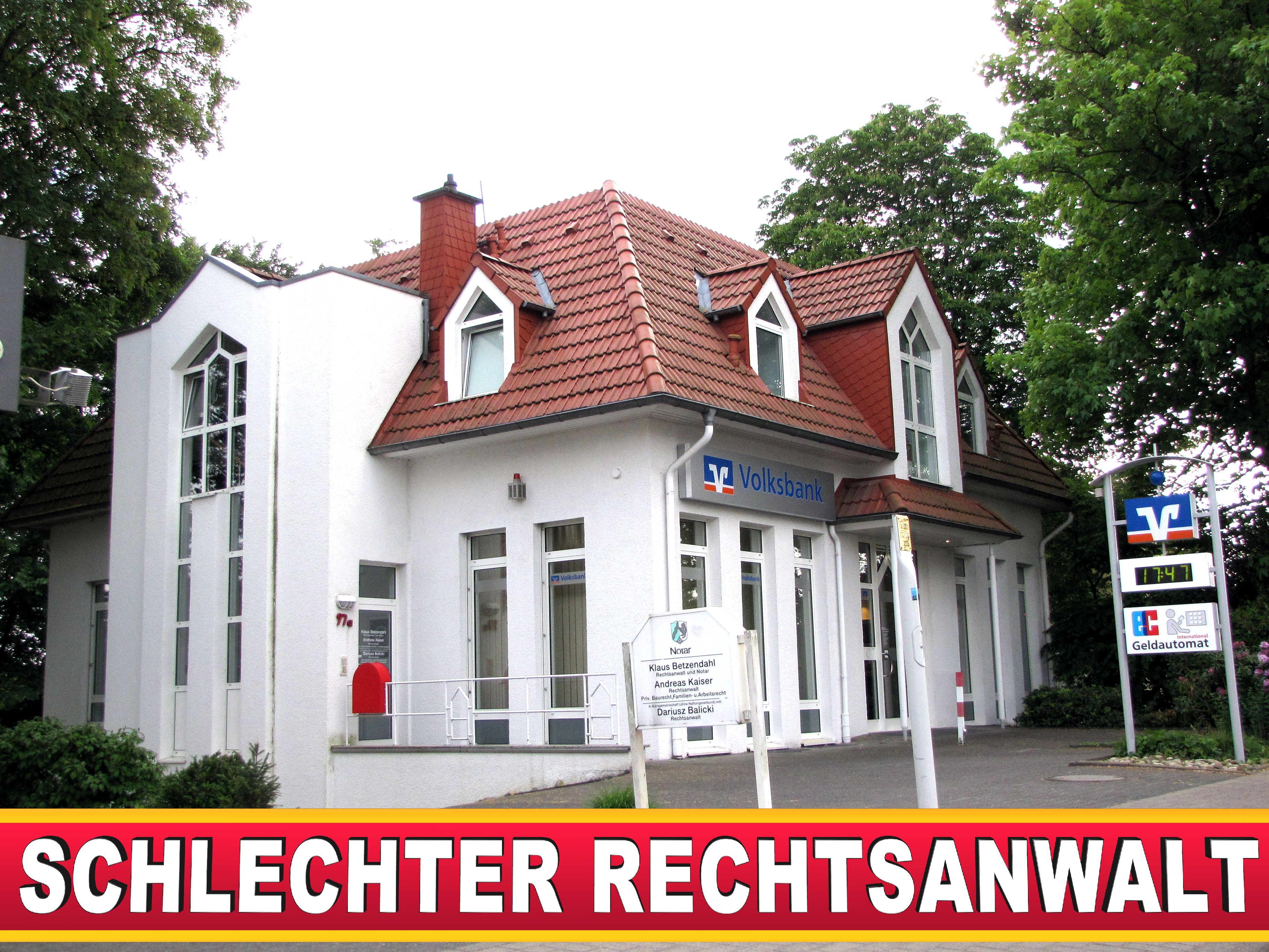 RECHTSANWALT ANDREAS KAISER Carl Severing Straße Bielefeld (5)