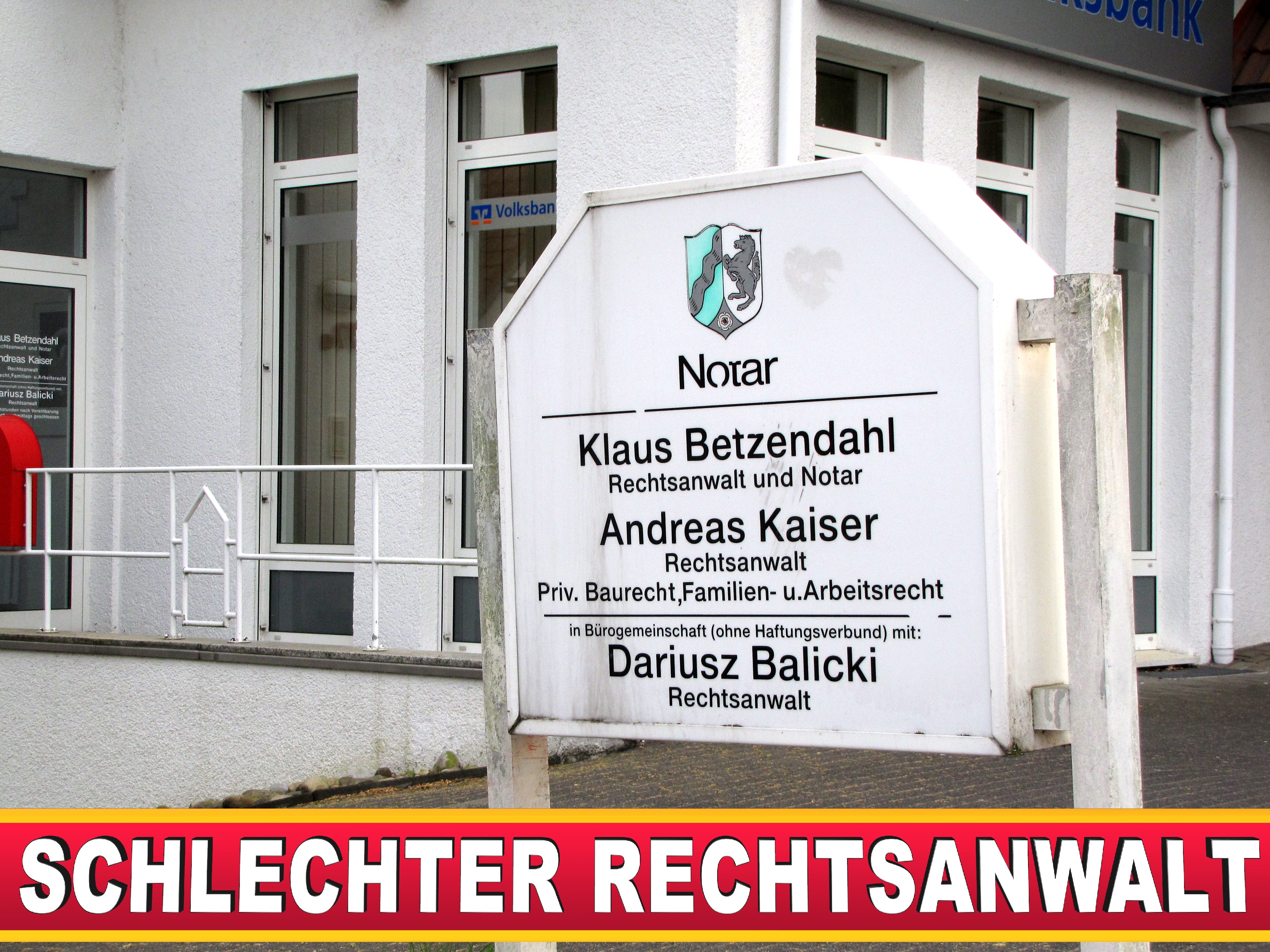 RECHTSANWALT ANDREAS KAISER Carl Severing Straße Bielefeld (9)