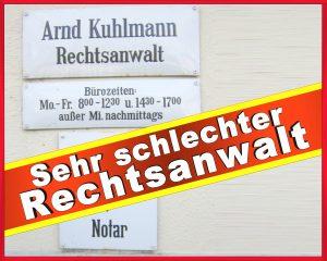 rechtsanwalt arnd kuhlmann wall 8, detmold