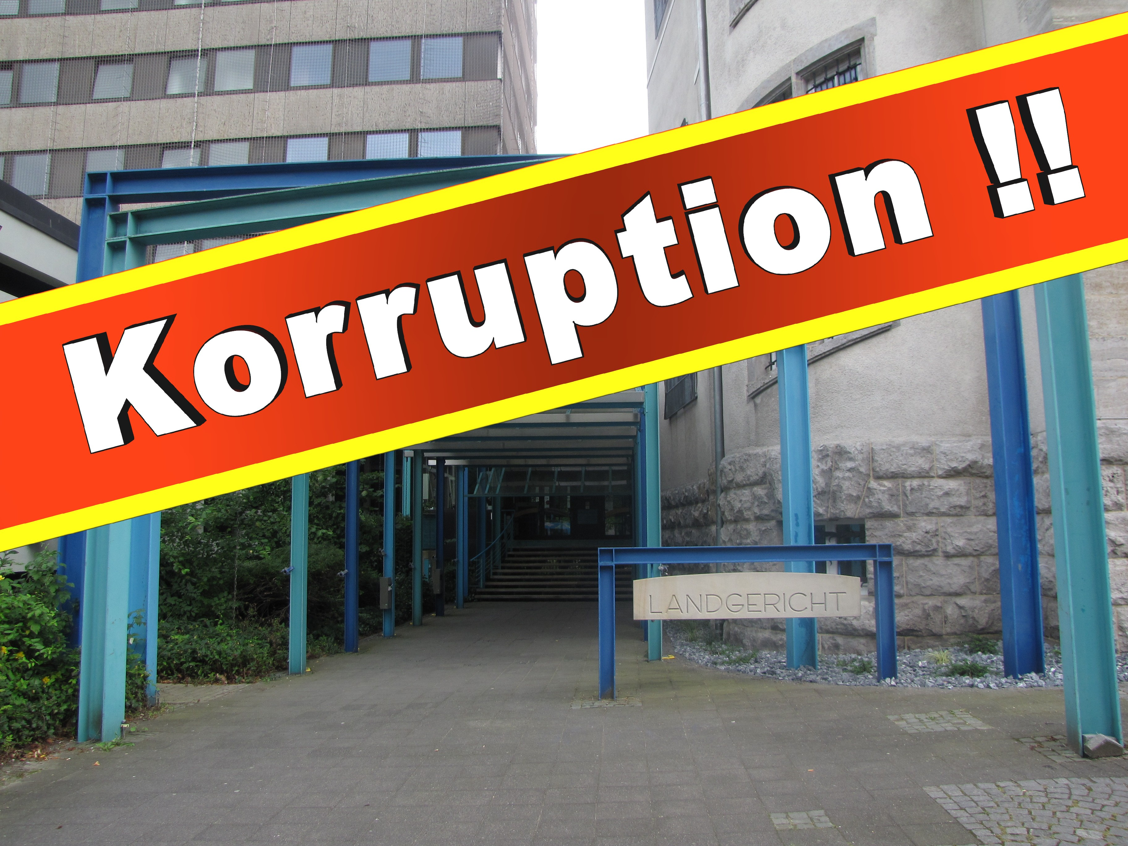 Landgericht Bielefeld öffentliche Verhandlungen Urteile öffnungszeiten Presse Apostille Geschäftsverteilungsplan Referendarabteilung Parken (5)