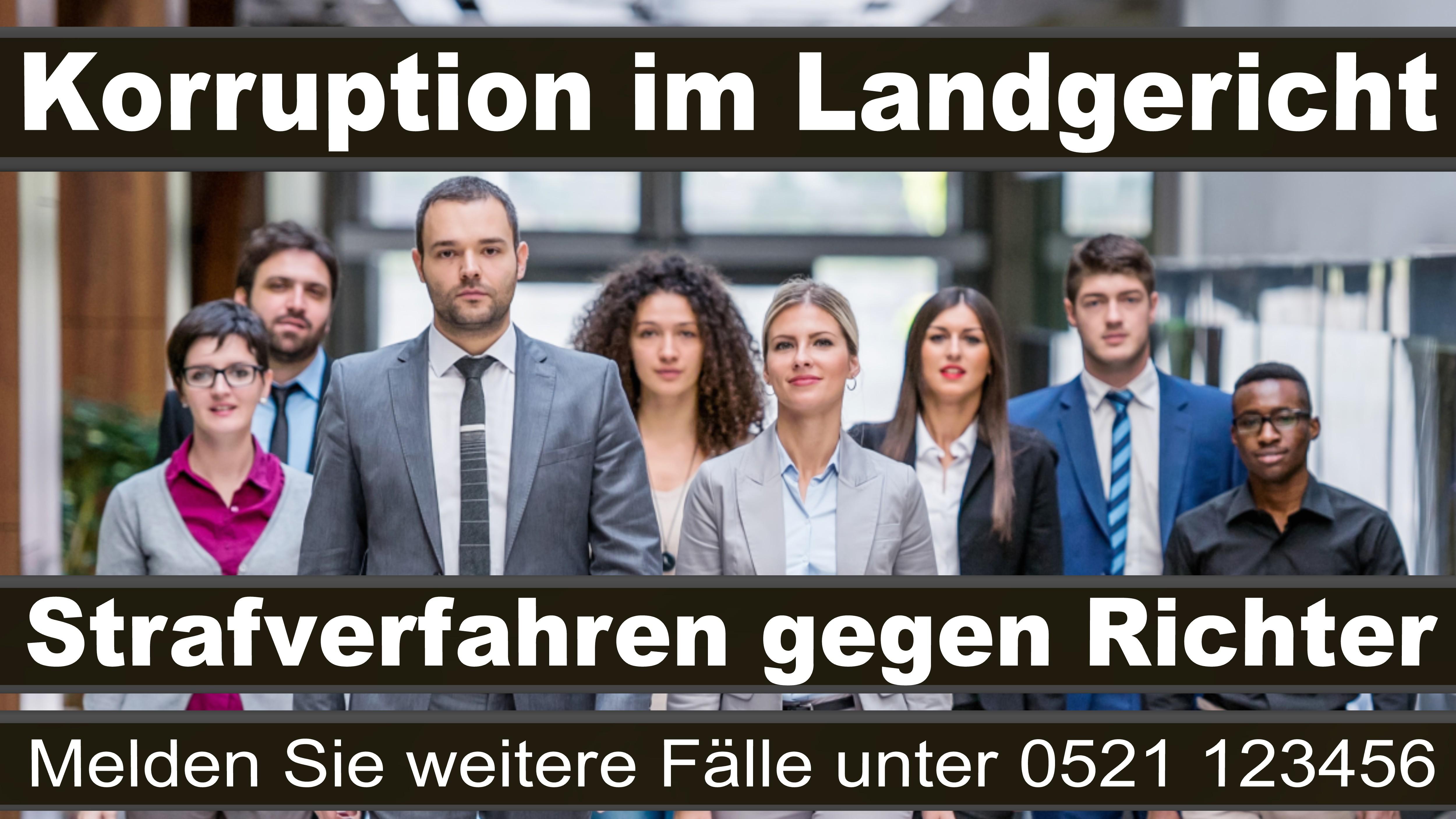 Landgericht Bielefeld öffentliche Verhandlungen