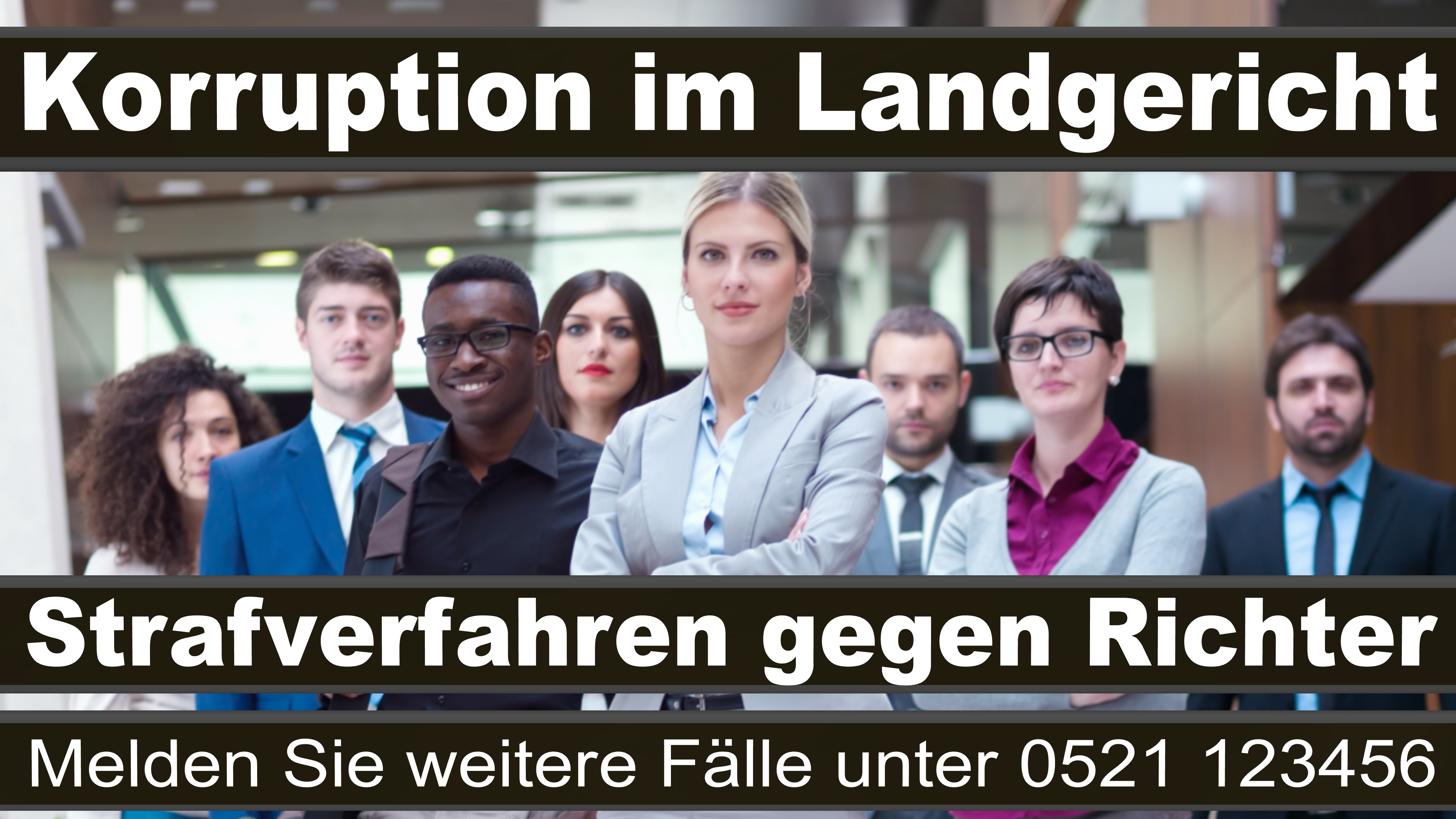 Landgericht Bielefeld Parken