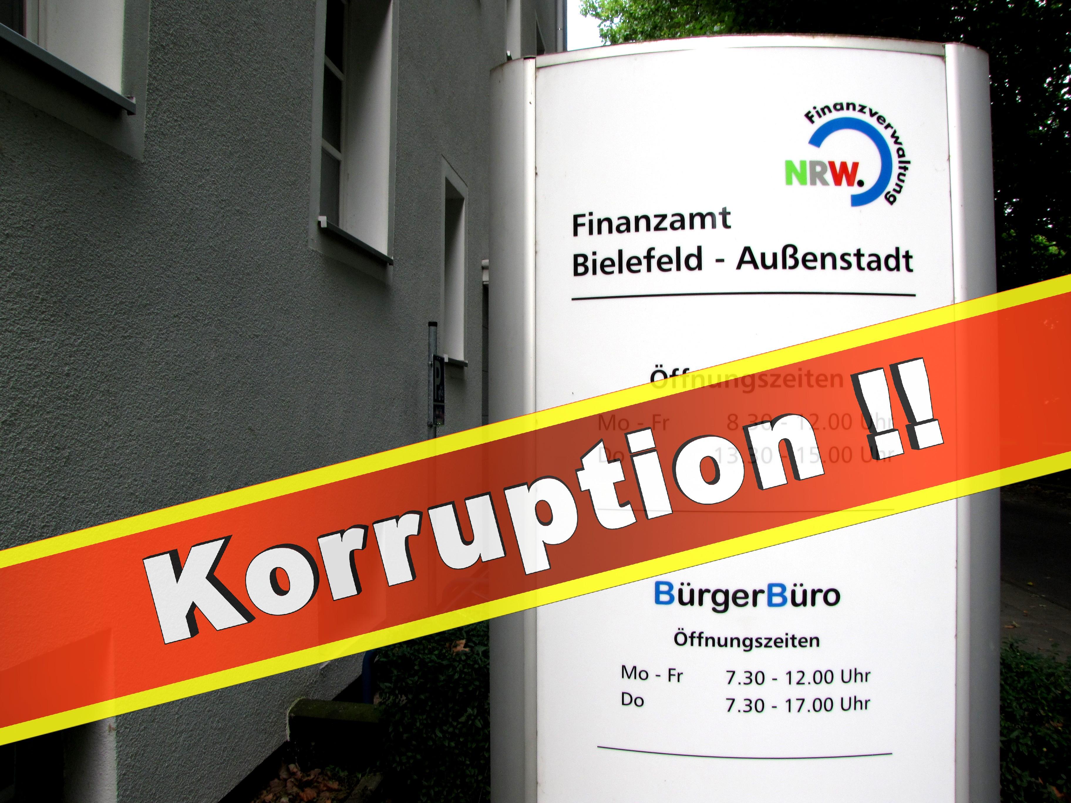 Finanzamt Bielefeld Innenstadt Finanzamt Bielefeld Außenstadt (1)