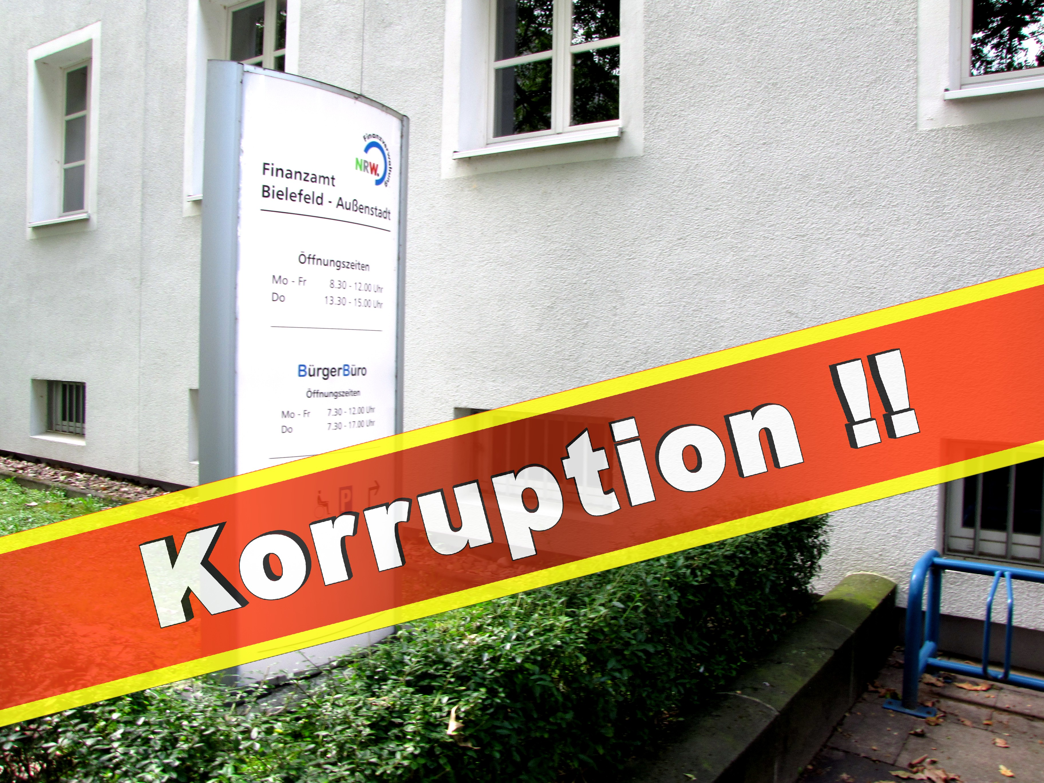 Finanzamt Bielefeld Innenstadt Finanzamt Bielefeld Außenstadt (13)