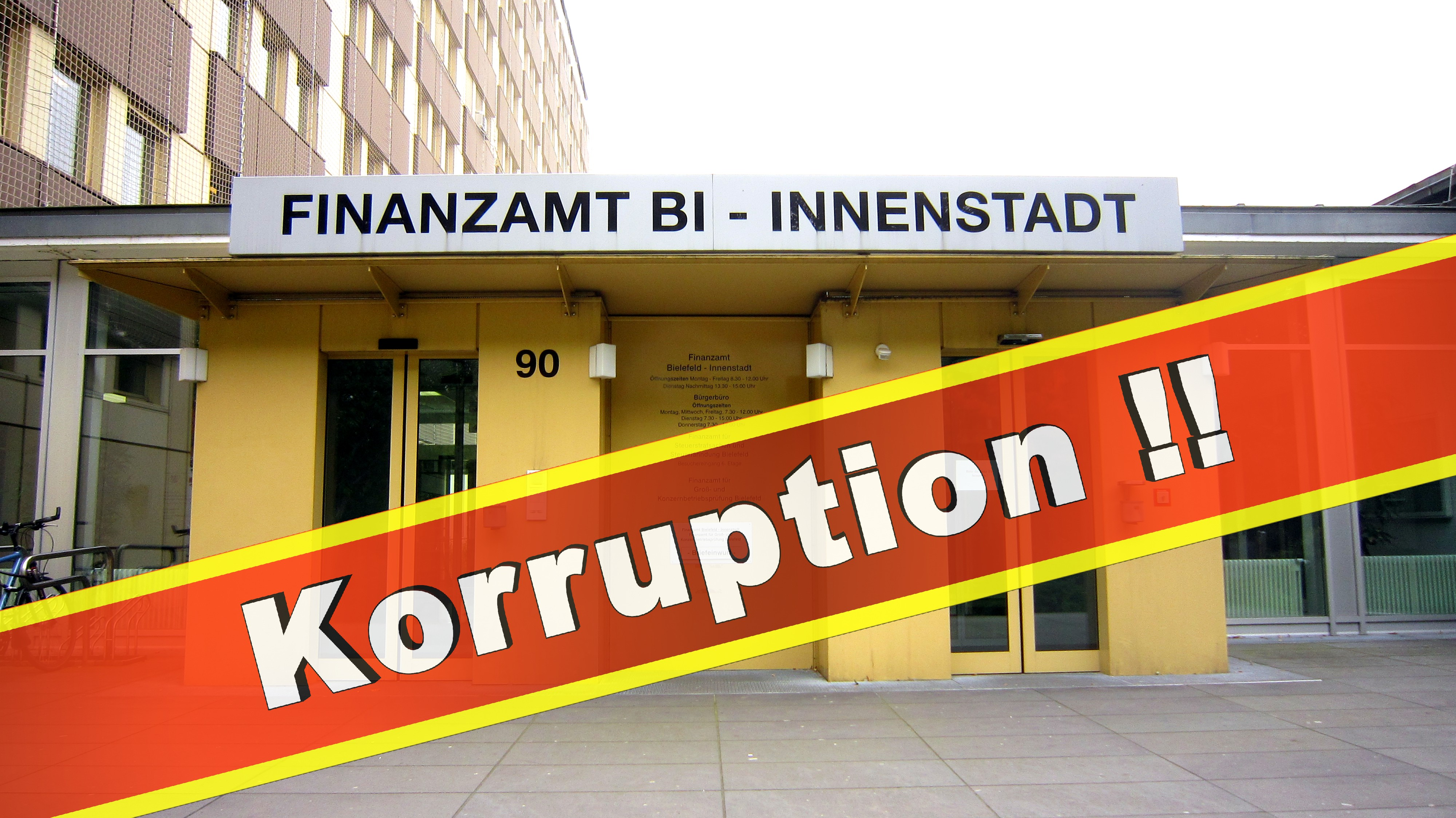 Finanzamt Bielefeld Innenstadt Finanzamt Bielefeld Außenstadt (23)