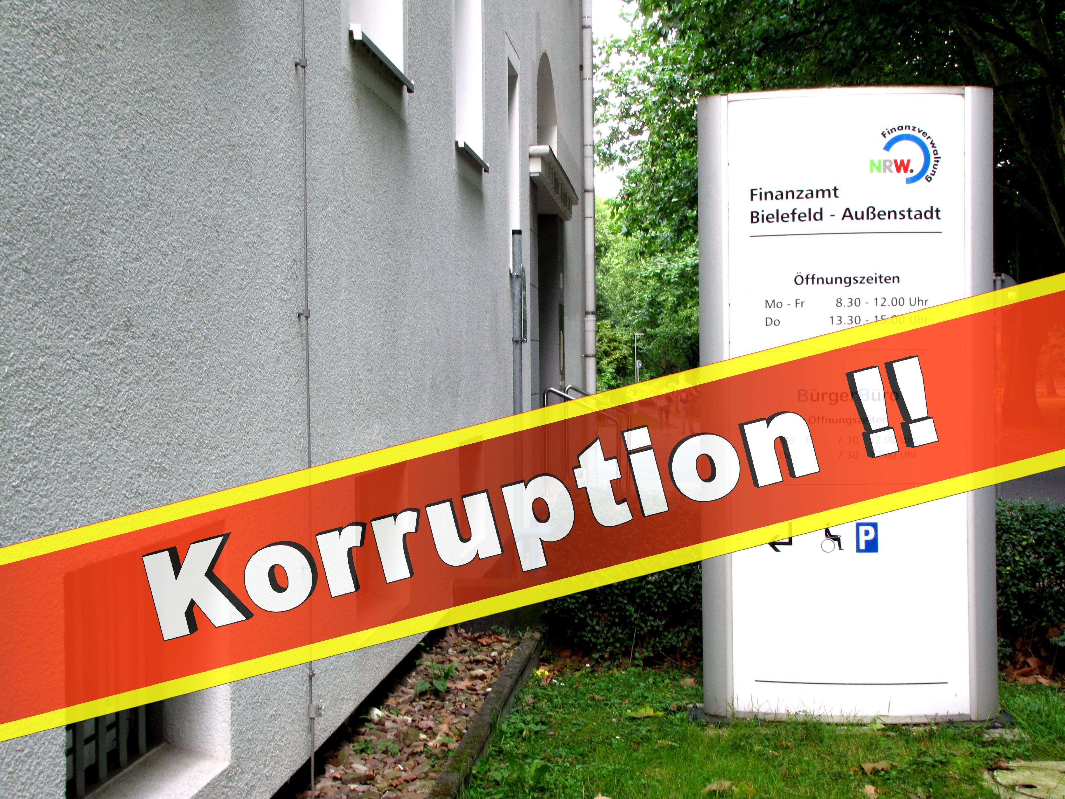 Finanzamt Bielefeld Innenstadt Finanzamt Bielefeld Außenstadt (3)