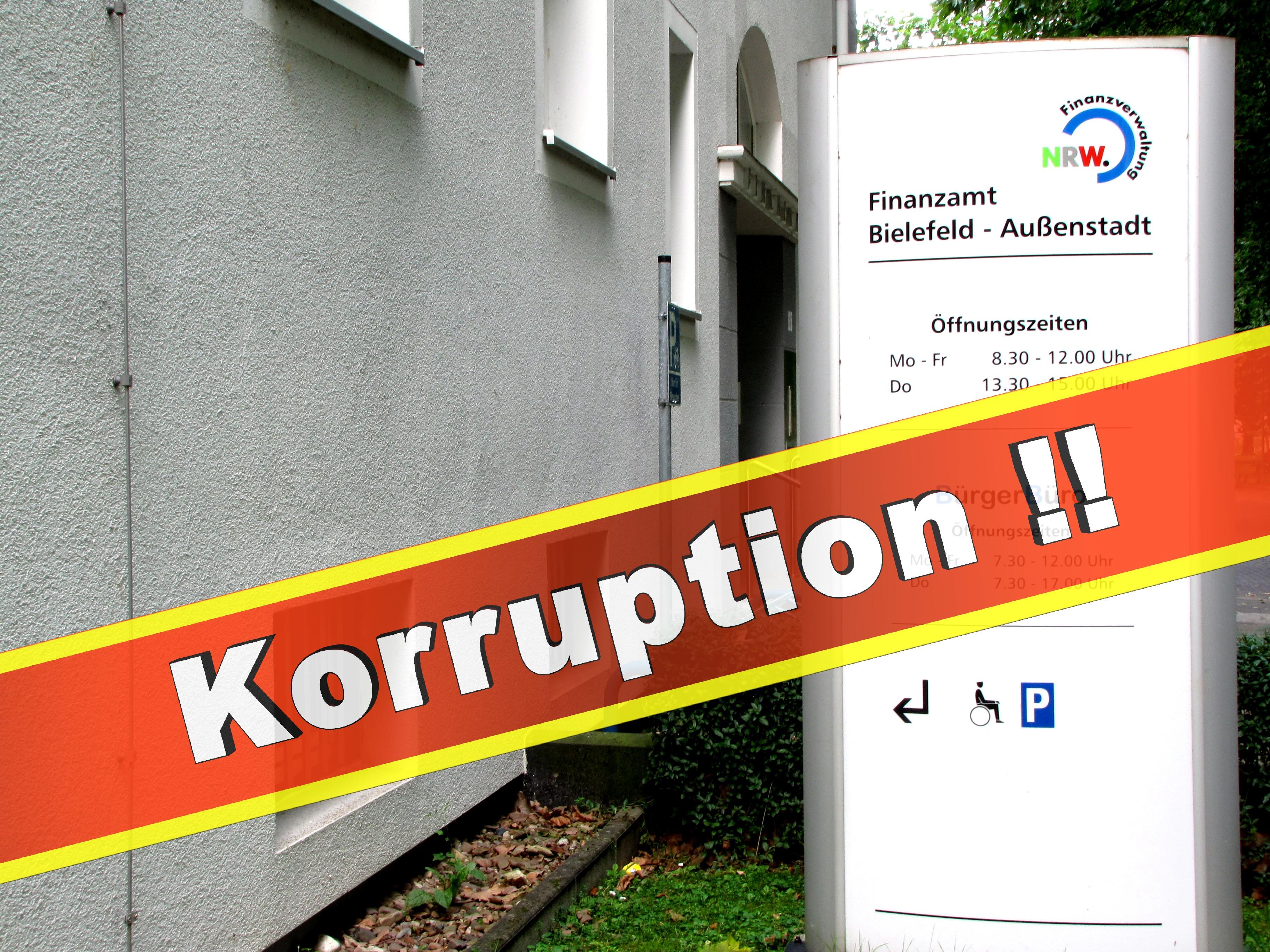 Finanzamt Bielefeld Innenstadt Finanzamt Bielefeld Außenstadt (5)