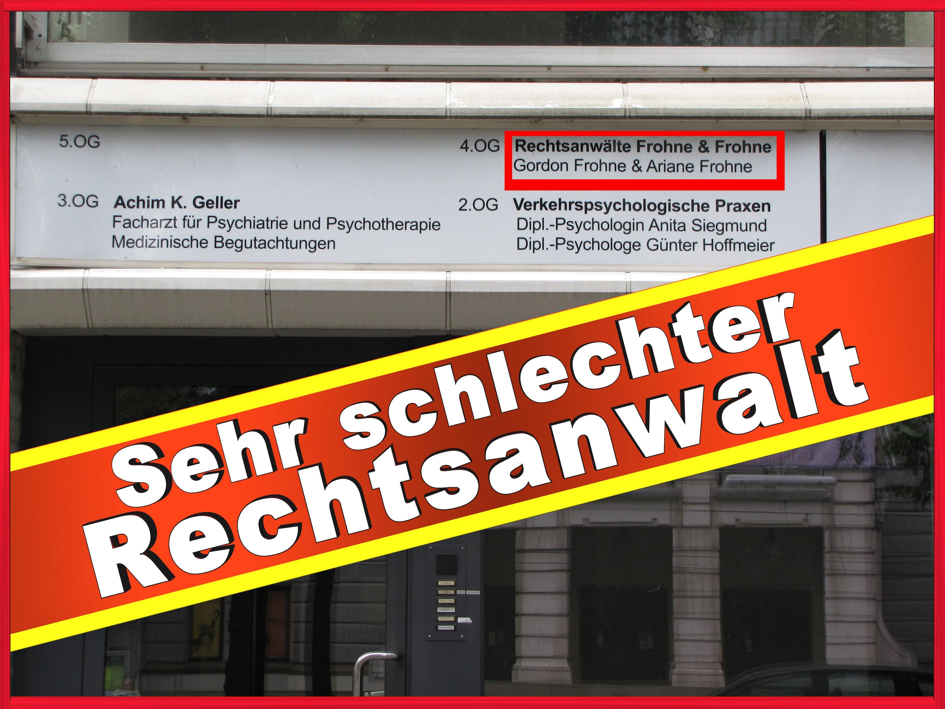 Rechtsanwalt Gordon Frohne Niederwall 18 Bielefeld Ariane Frohne Gordon Frohne Ariane Frohne Dr. jur. Michael Schmitz