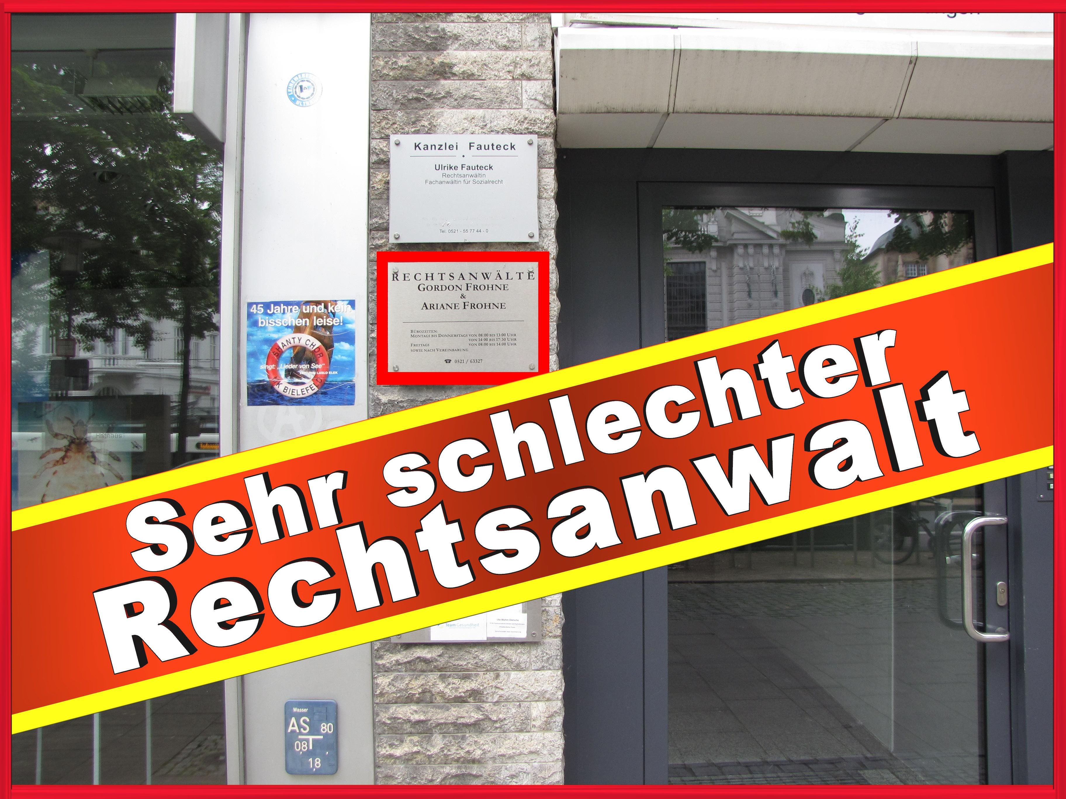 Rechtsanwalt Gordon Frohne Niederwall Bielefeld Ariane Frohne Gordon Frohne Ariane Frohne Dr. jur. Michael Schmitz