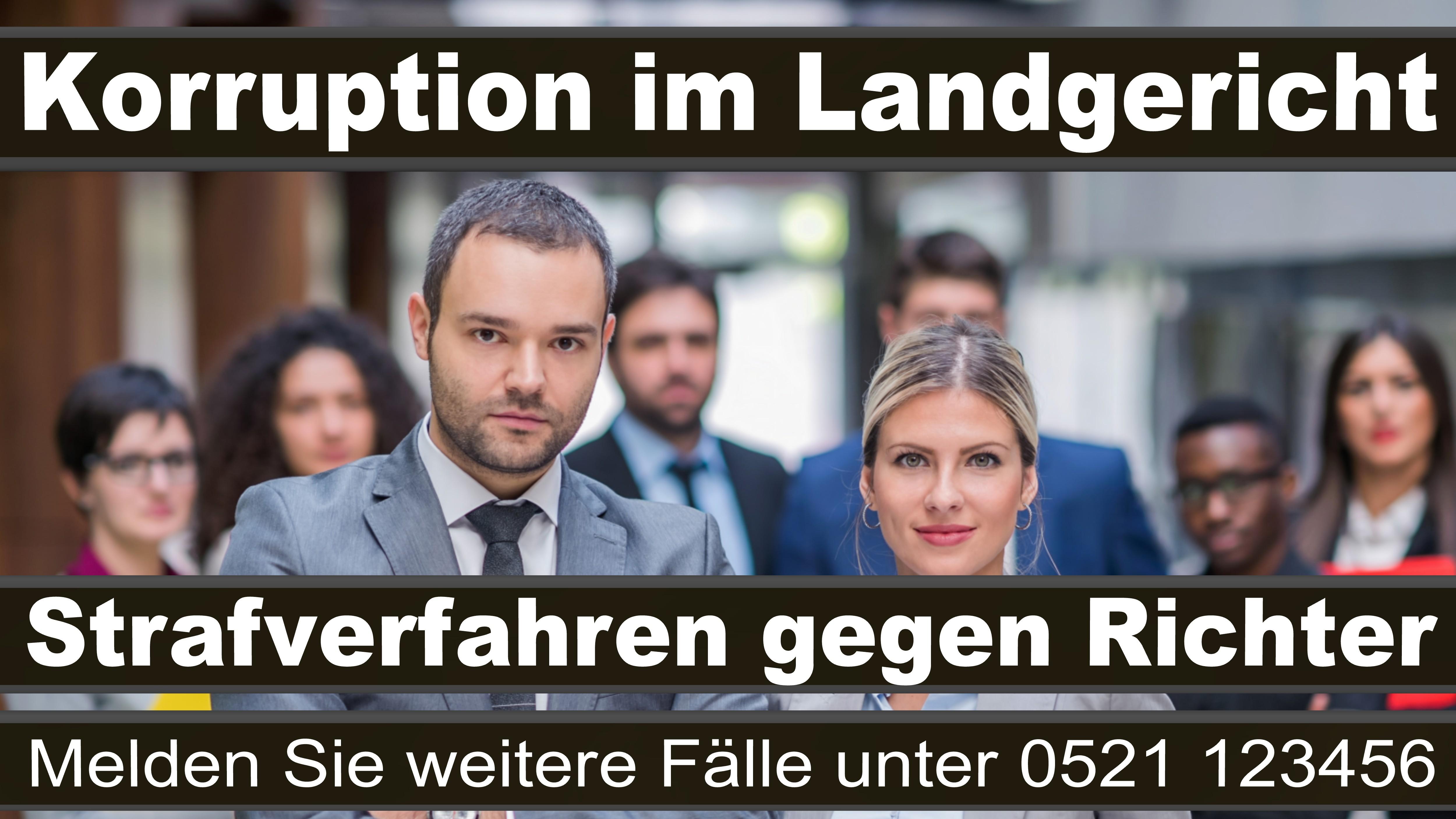 Landgericht Bielefeld Geschäftsverteilungsplan