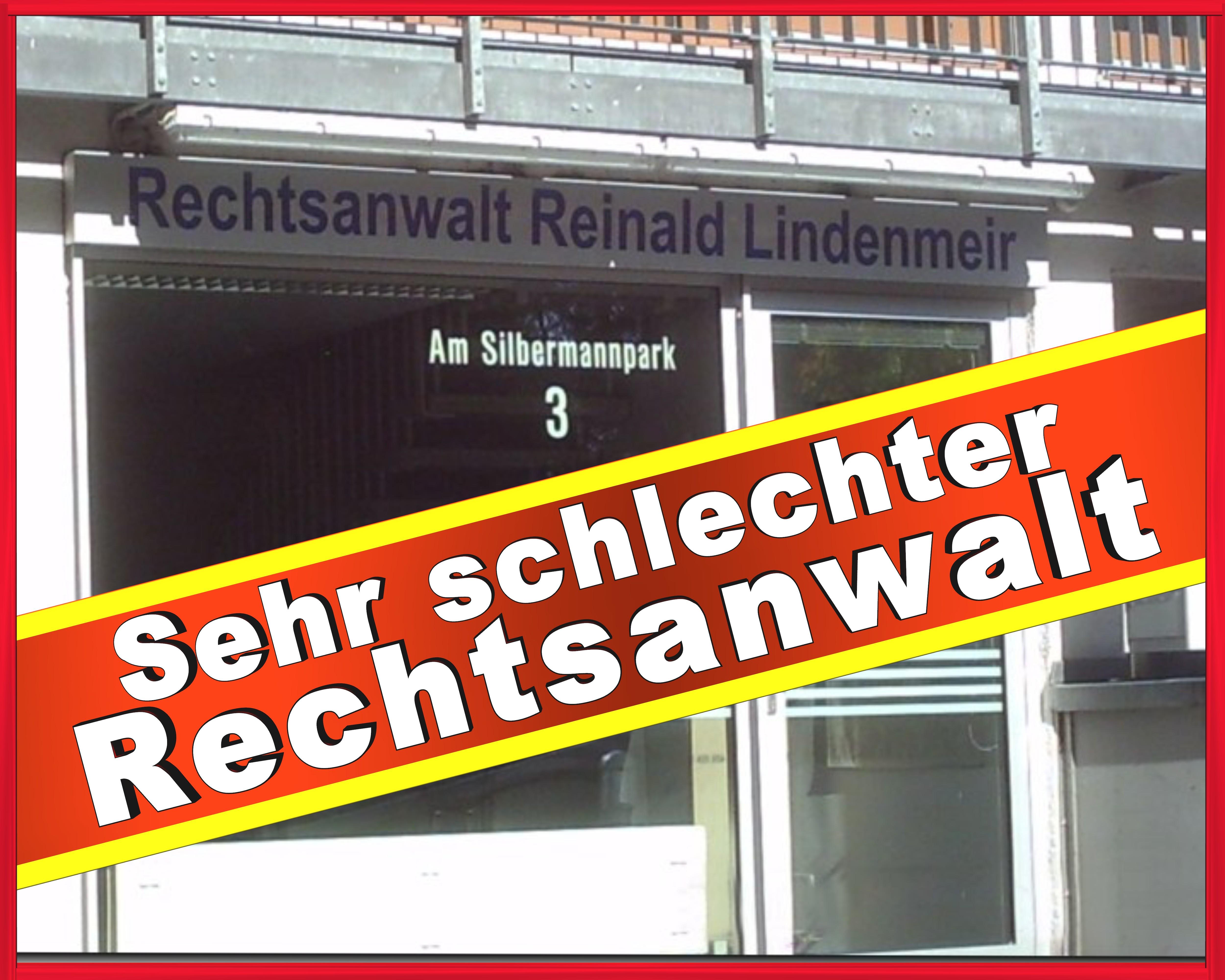 Rechtsanwalt Reinald Lindenmeir Augsburg