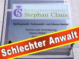Rechtsanwalt Stephan Claus