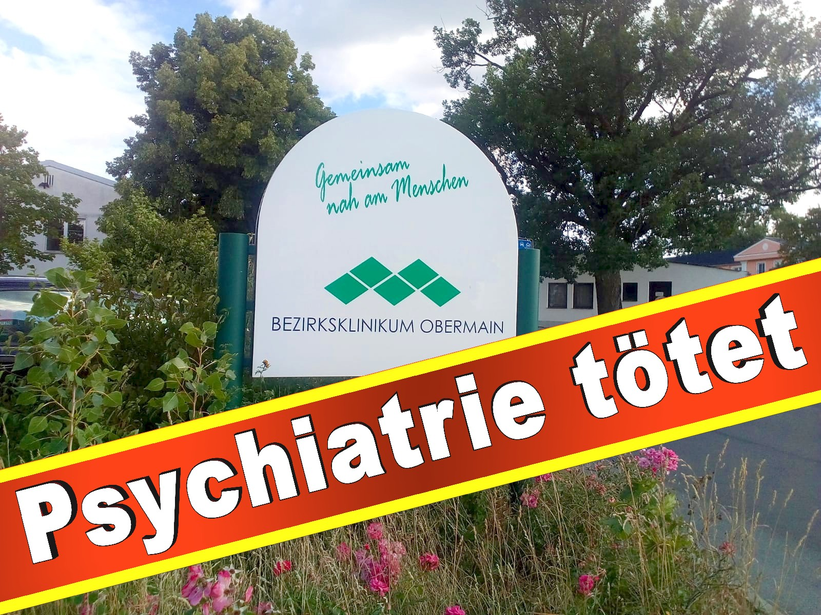 Bezirksklinikum Obermain Kutzenberg, 96250 Ebensfeld Psychiatrie Polizei Krankenhaus (10)