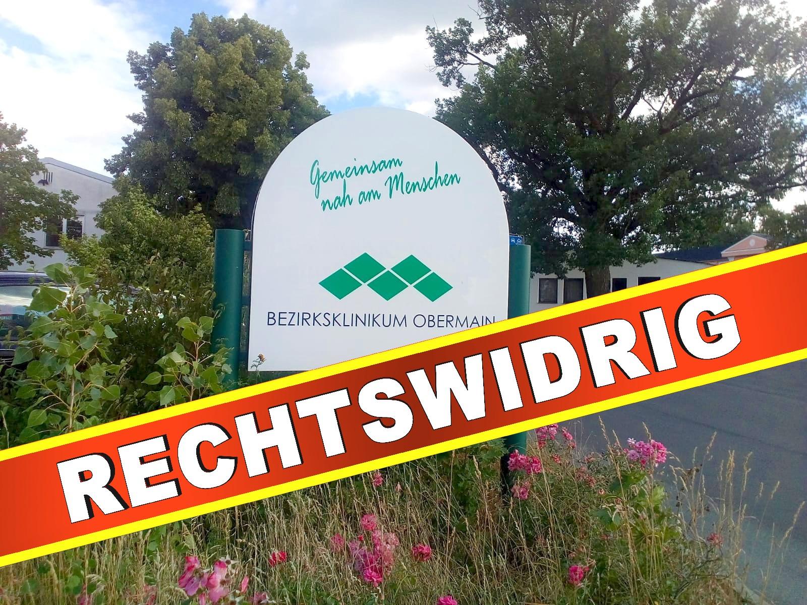 Bezirksklinikum Obermain Kutzenberg, 96250 Ebensfeld Psychiatrie Polizei Krankenhaus (31)