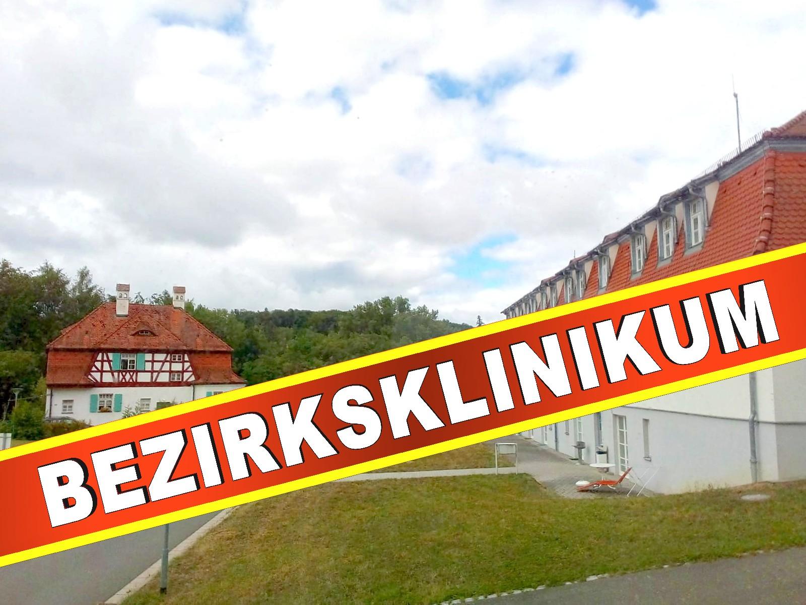Bezirksklinikum Obermain Kutzenberg, 96250 Ebensfeld Psychiatrie Polizei Krankenhaus (48)