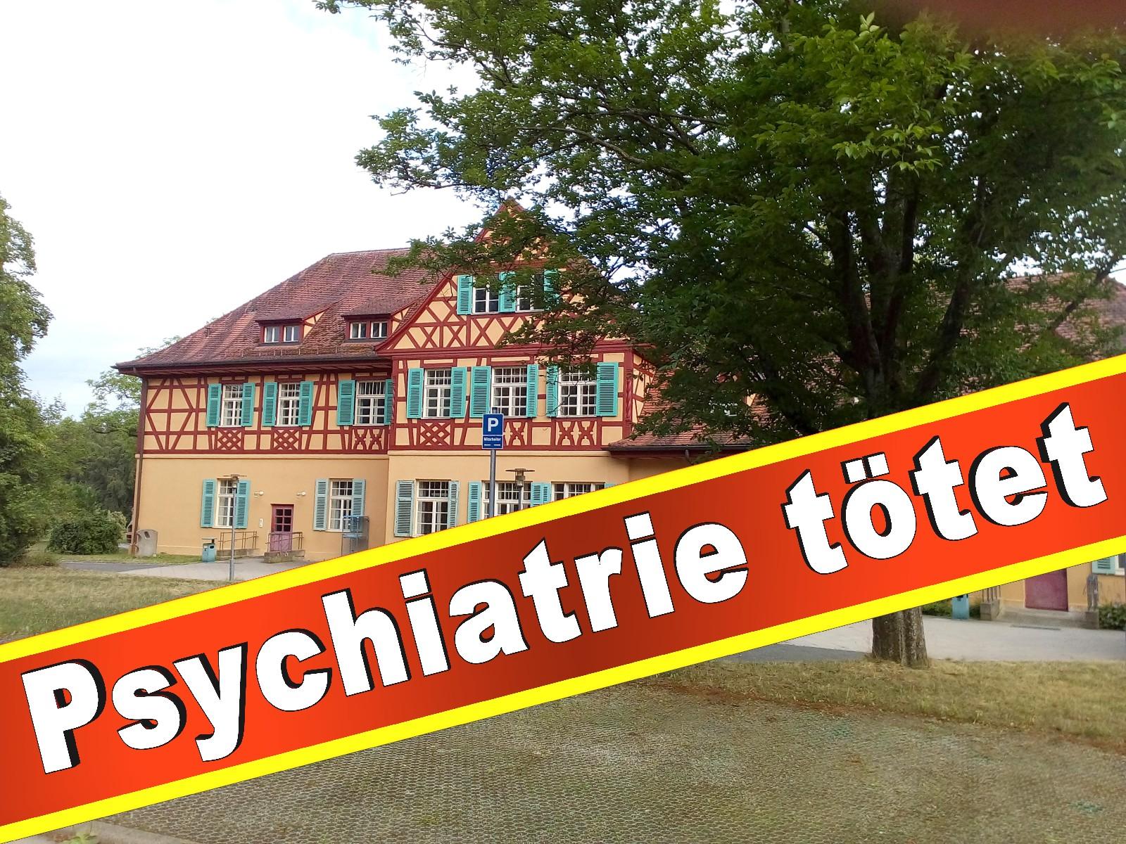 Bezirksklinikum Obermain Kutzenberg, 96250 Ebensfeld Psychiatrie Polizei Krankenhaus (8)