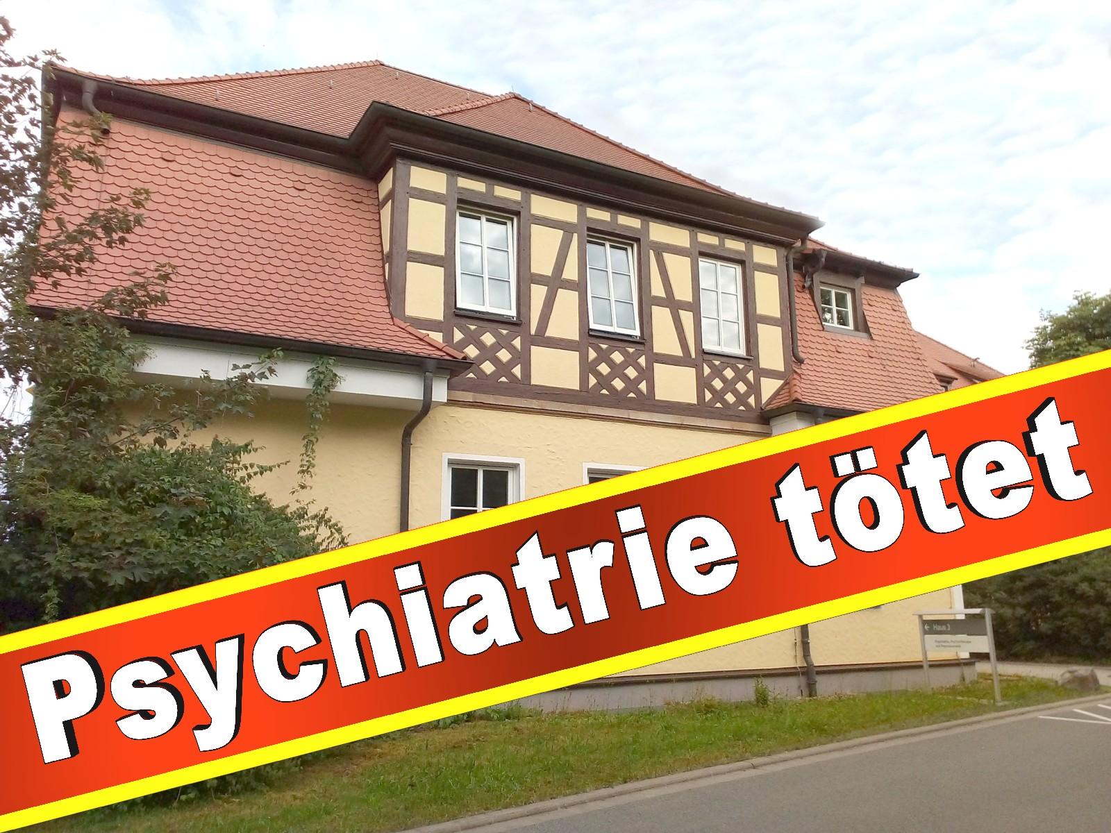 Bezirksklinikum Obermain Kutzenberg, 96250 Ebensfeld Psychiatrie Polizei Krankenhaus (9)