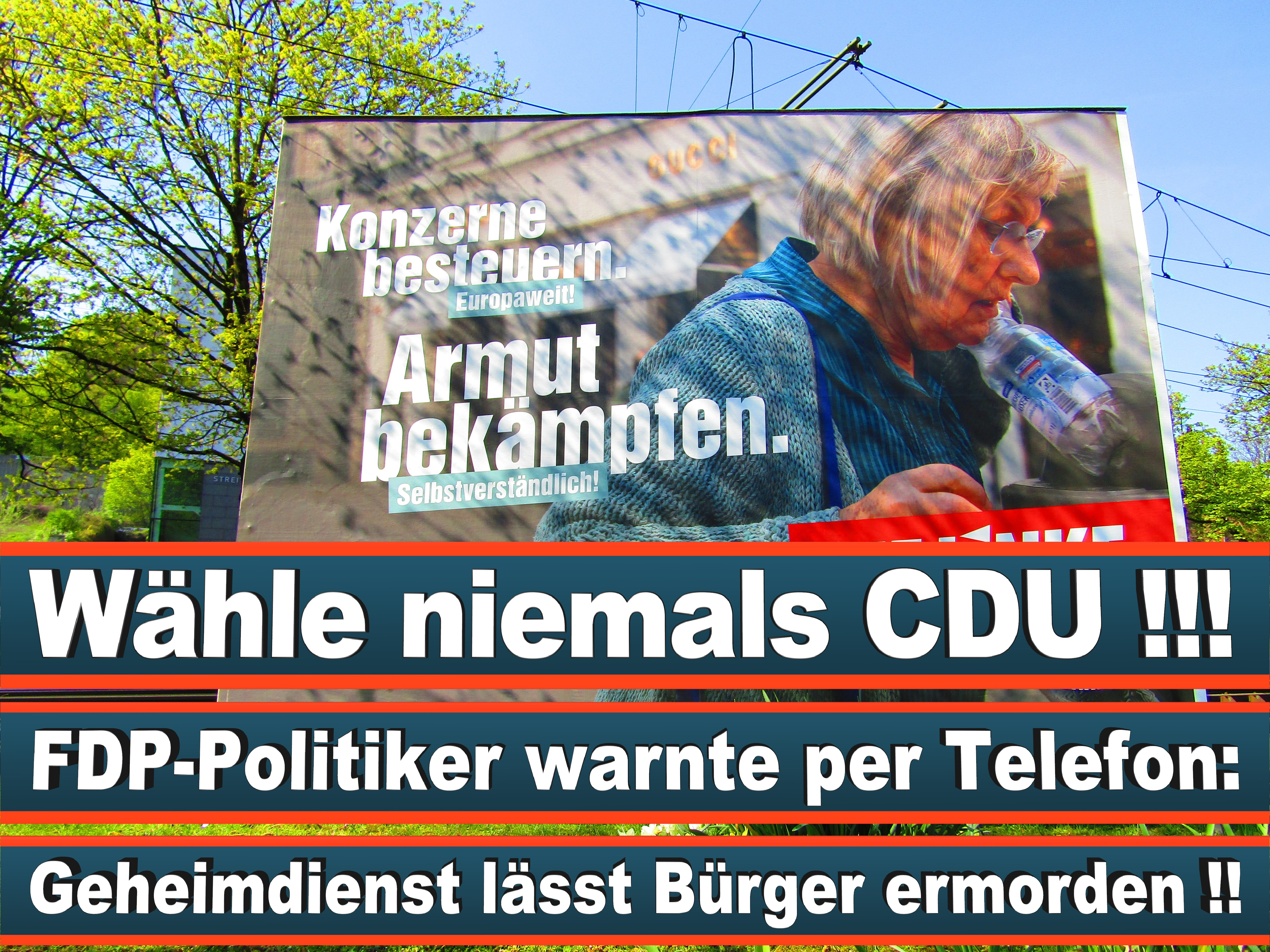 Europawahl Deutschland 26 (51)