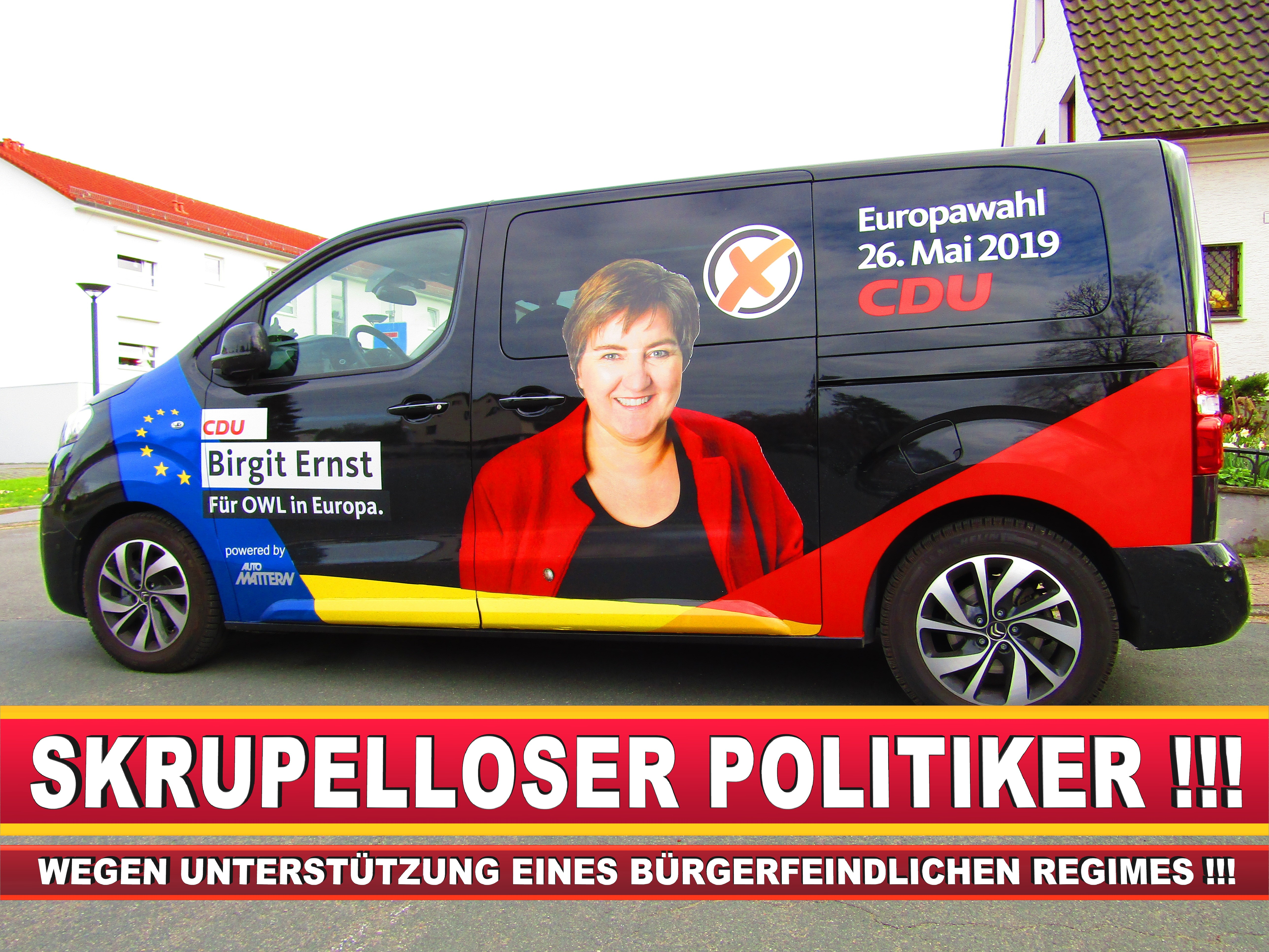 Europawahl Deutschland Birgit Ernst CDU (1)