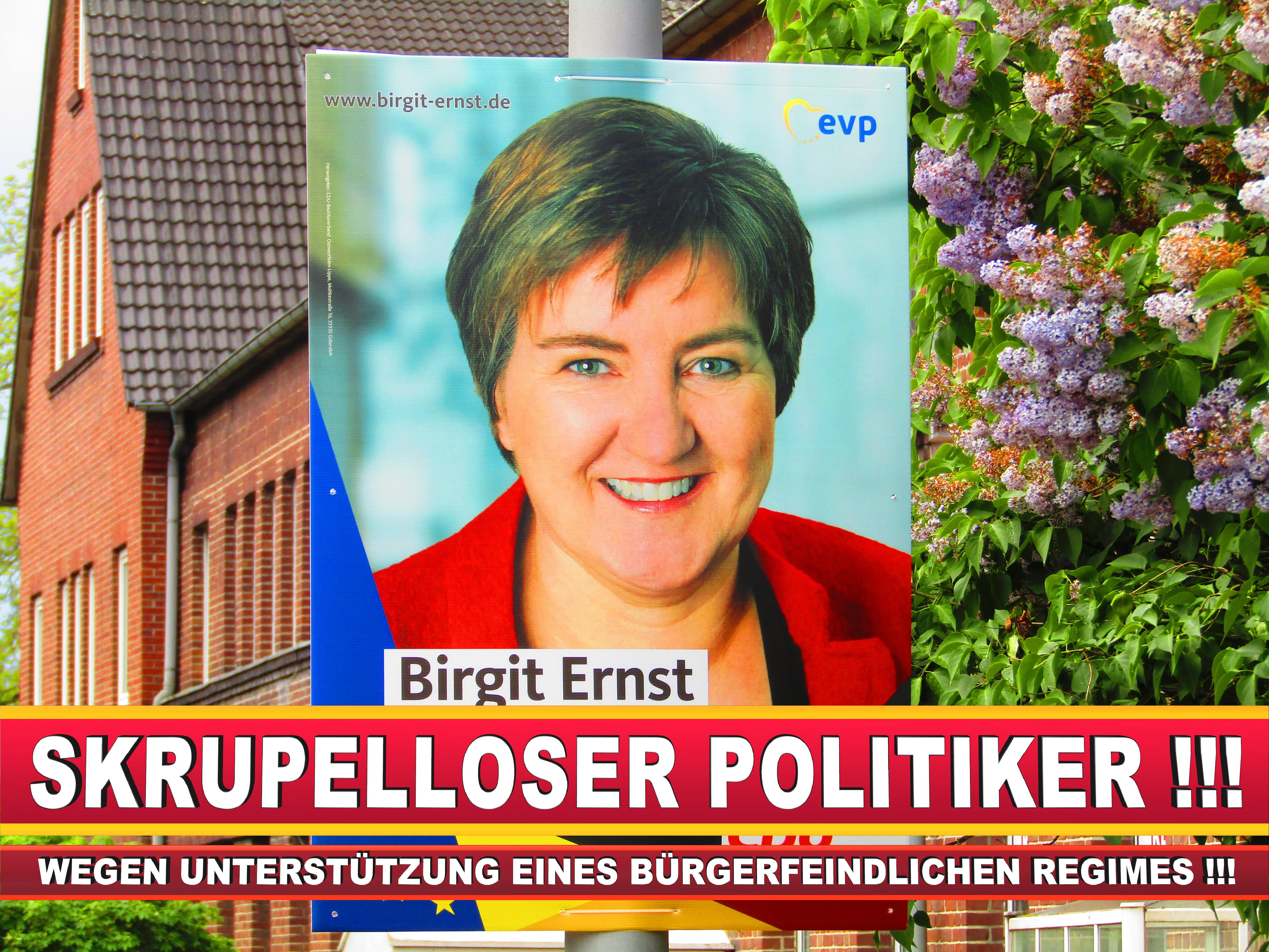 Europawahl Deutschland Birgit Ernst CDU (10)