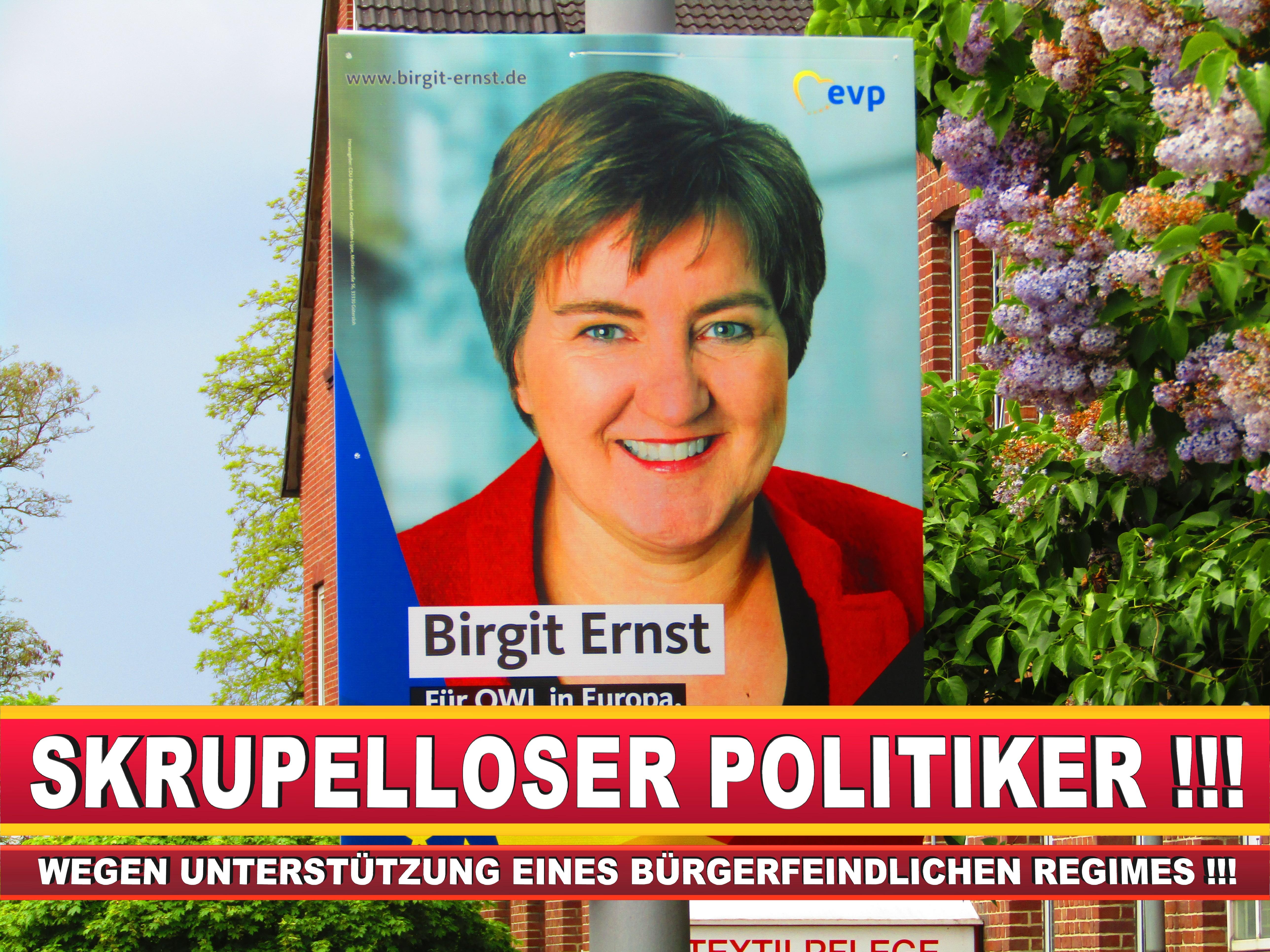 Europawahl Deutschland Birgit Ernst CDU (12)