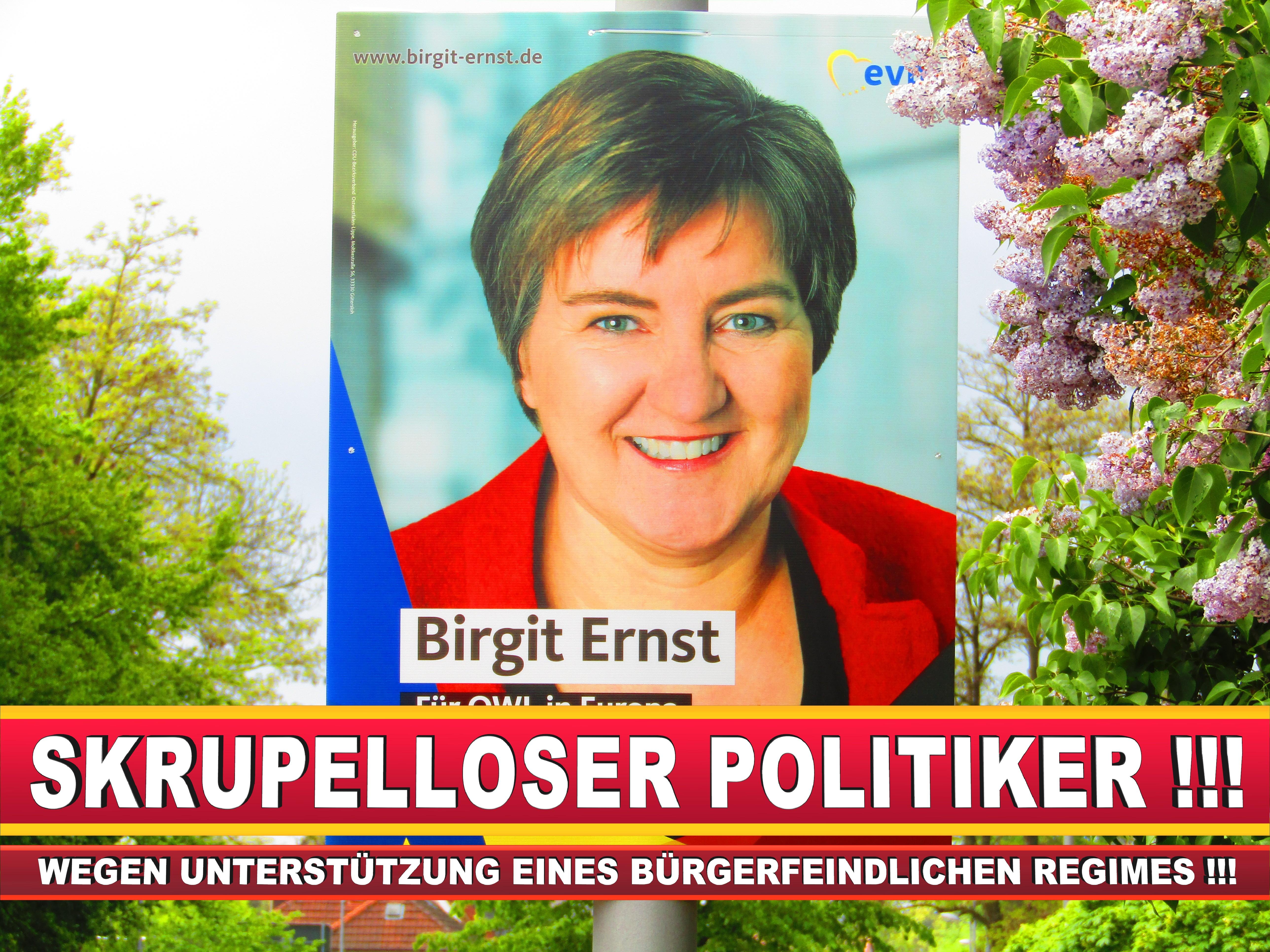 Europawahl Deutschland Birgit Ernst CDU (13)