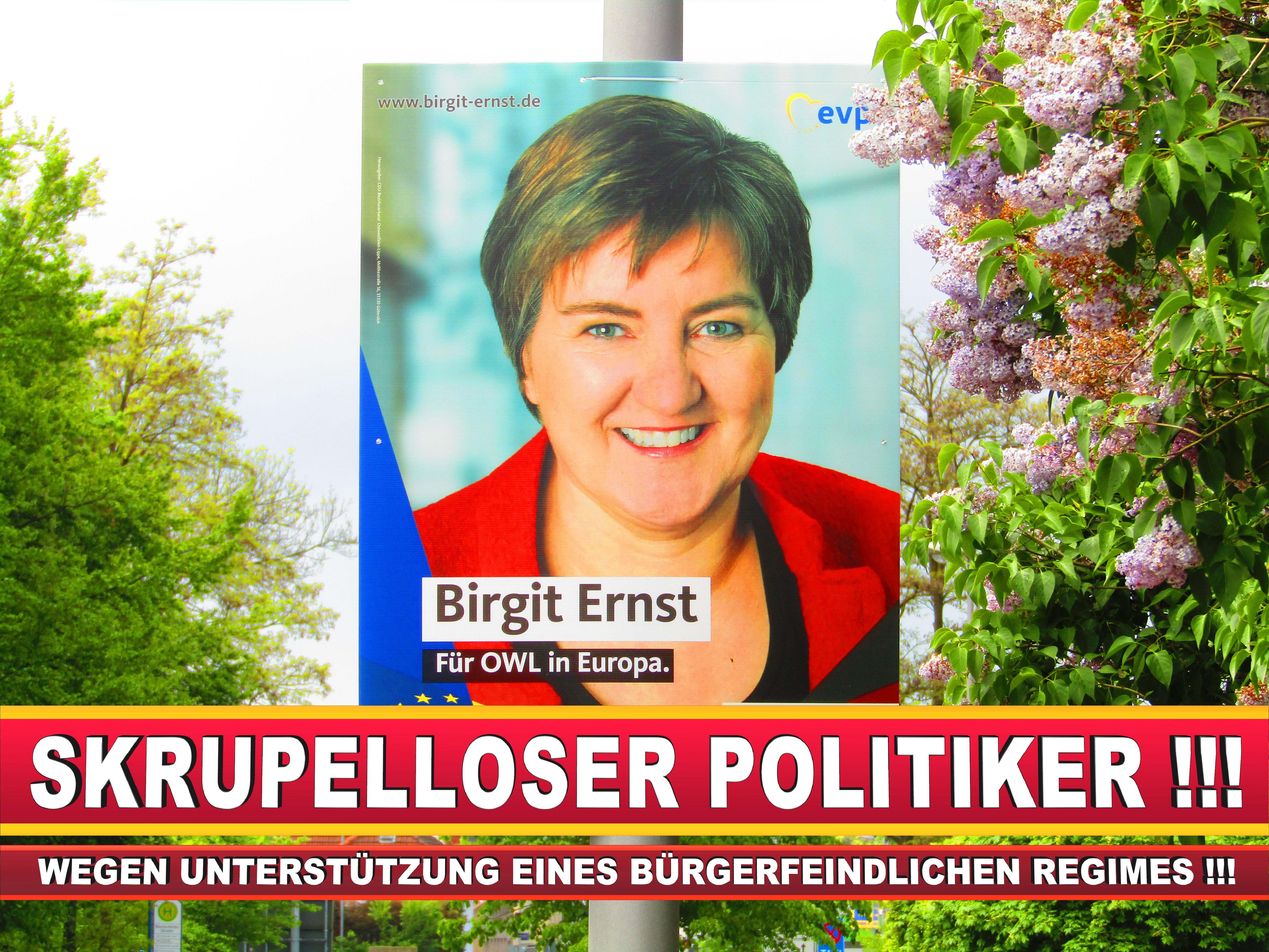 Europawahl Deutschland Birgit Ernst CDU (14)