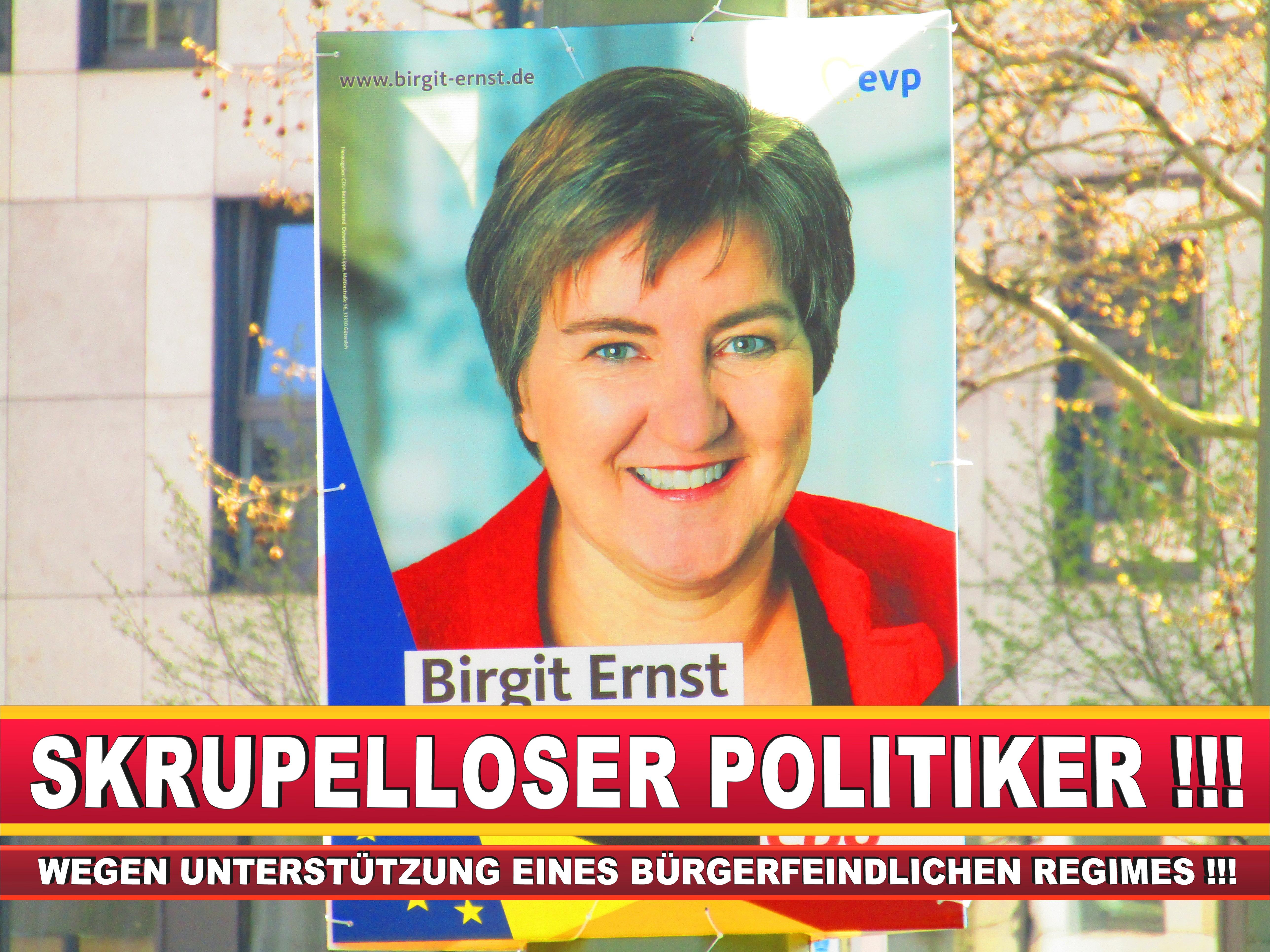 Europawahl Deutschland Birgit Ernst CDU (15)