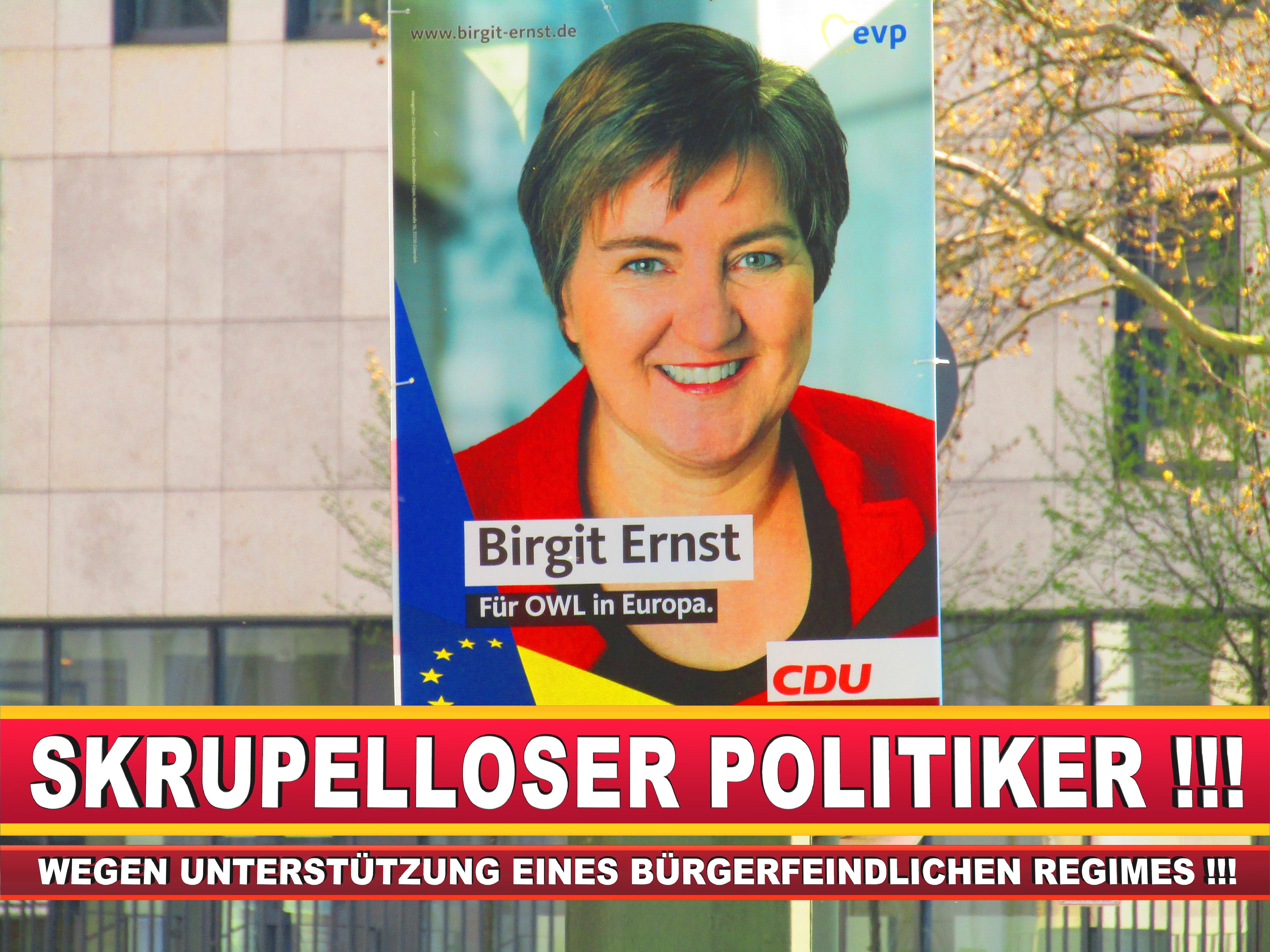 Europawahl Deutschland Birgit Ernst CDU (16)