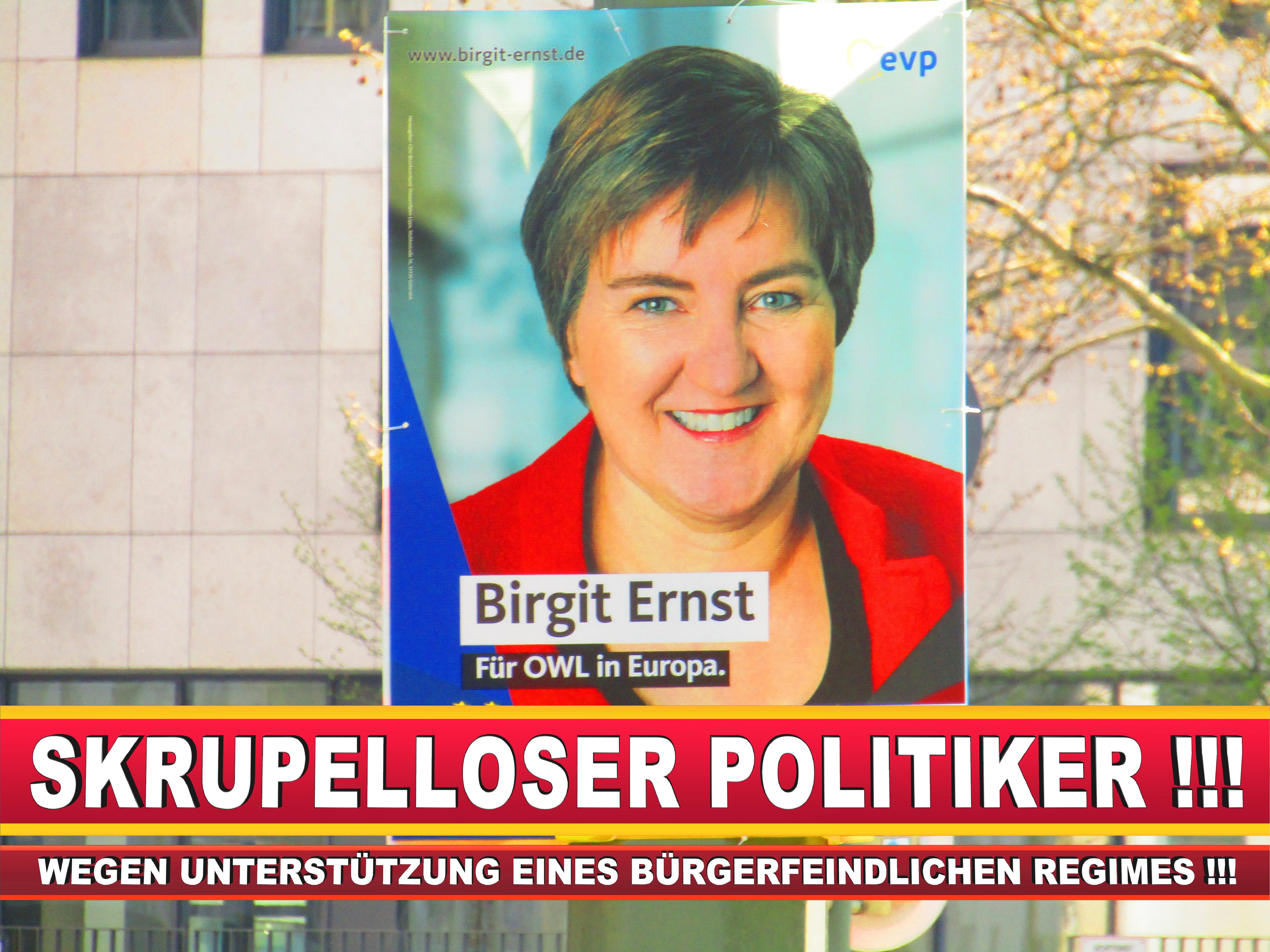 Europawahl Deutschland Birgit Ernst CDU (17)