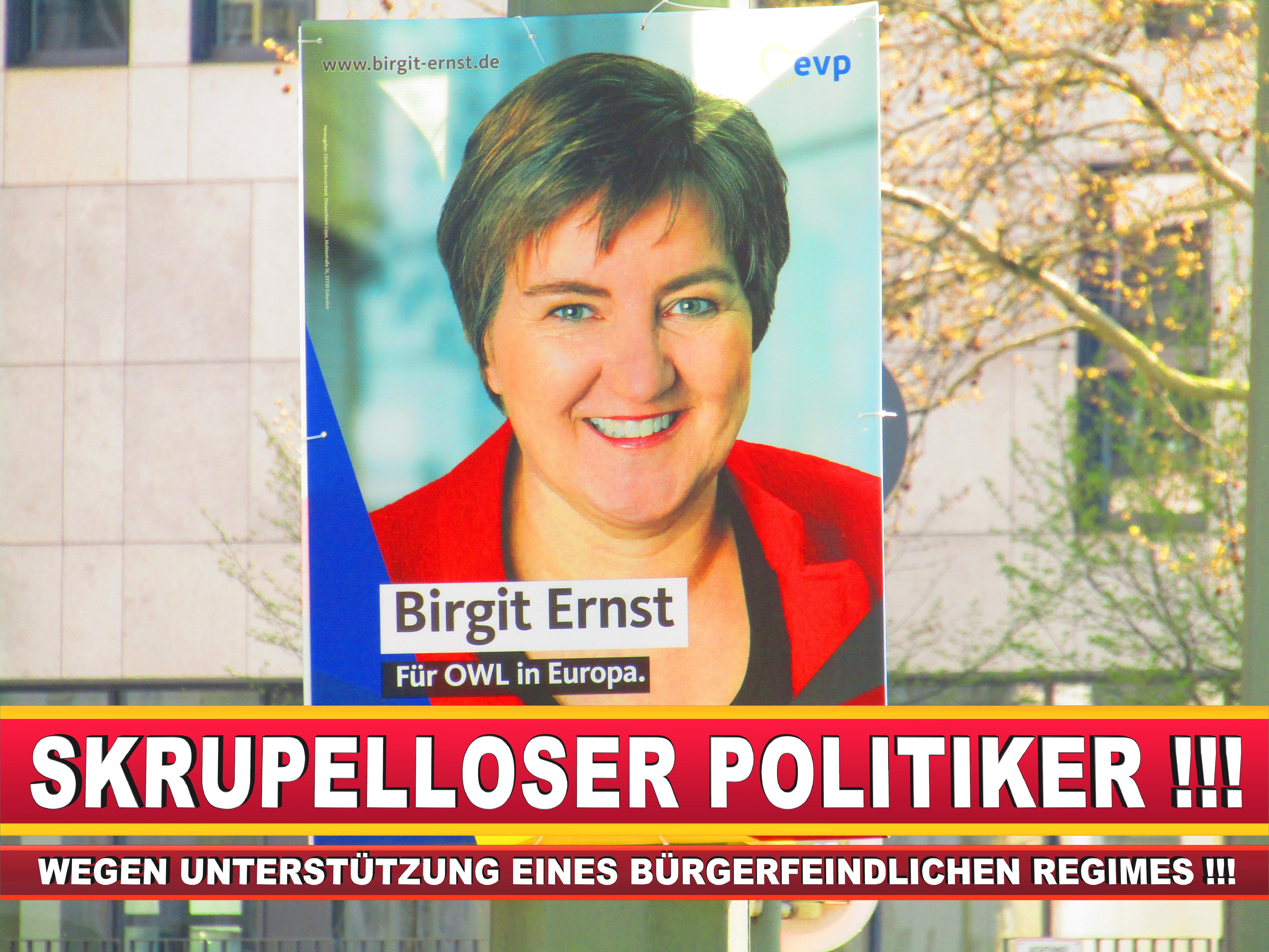 Europawahl Deutschland Birgit Ernst CDU (18)
