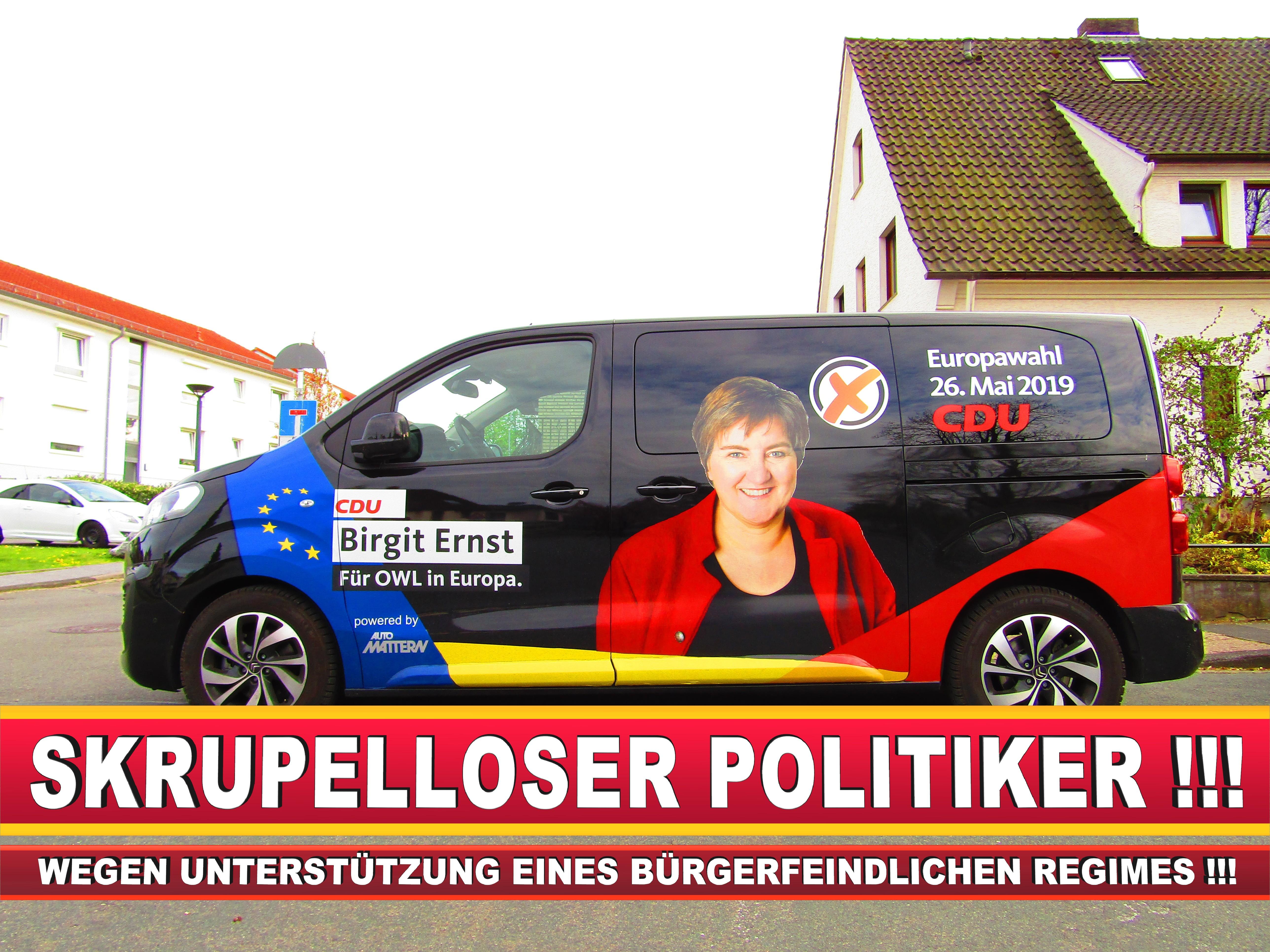 Europawahl Deutschland Birgit Ernst CDU (2)