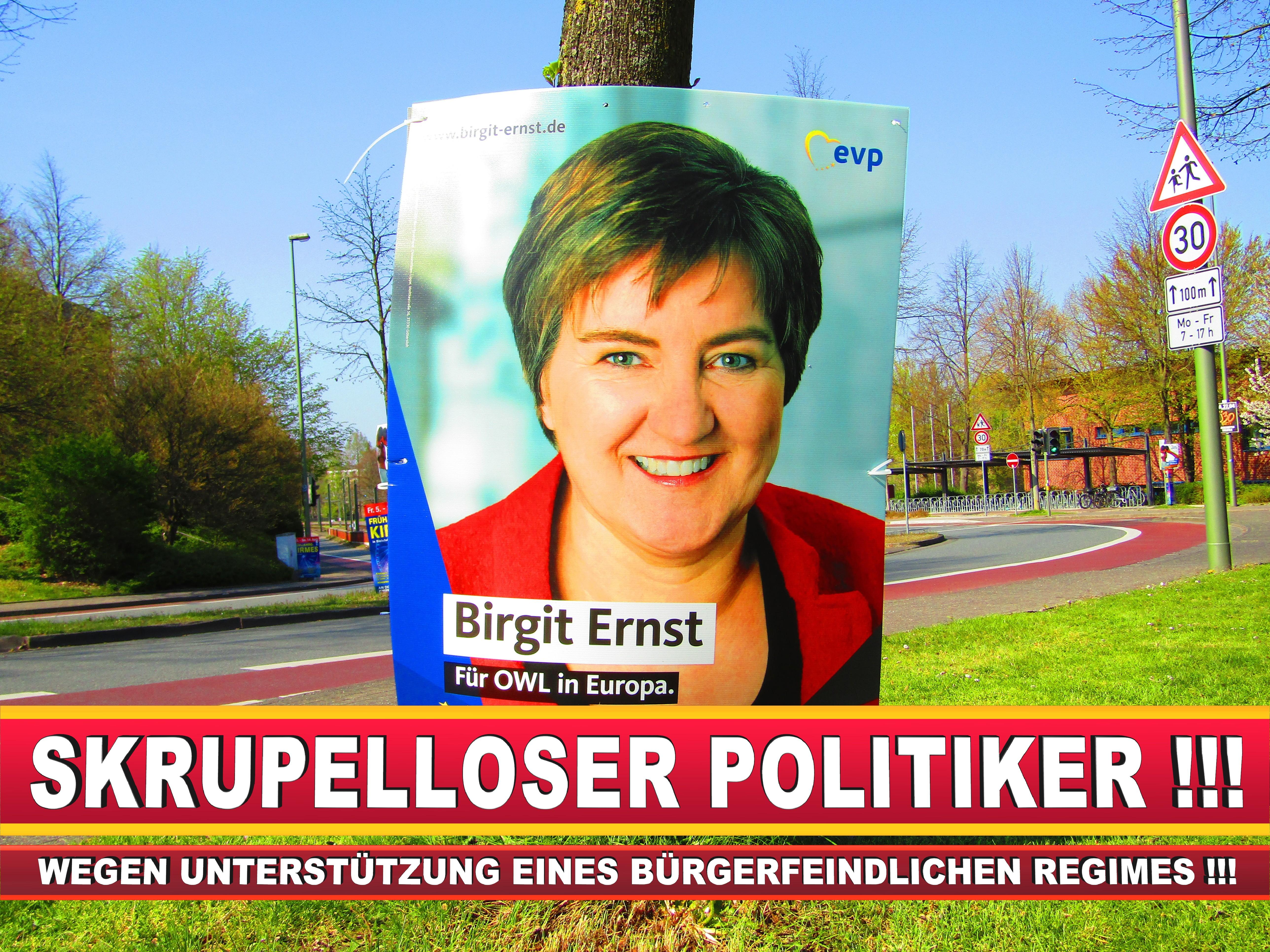 Europawahl Deutschland Birgit Ernst CDU (21)