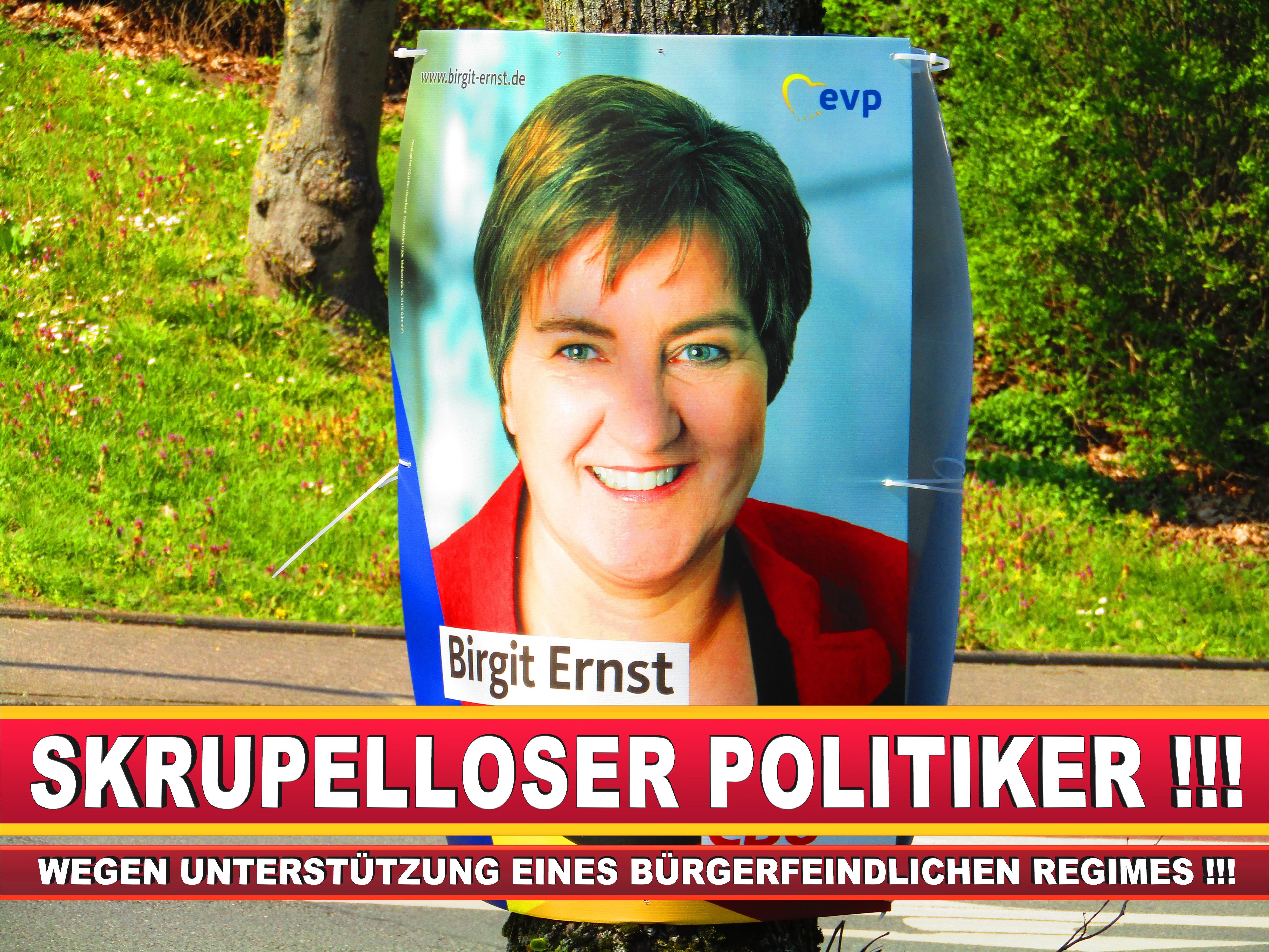 Europawahl Deutschland Birgit Ernst CDU (22)