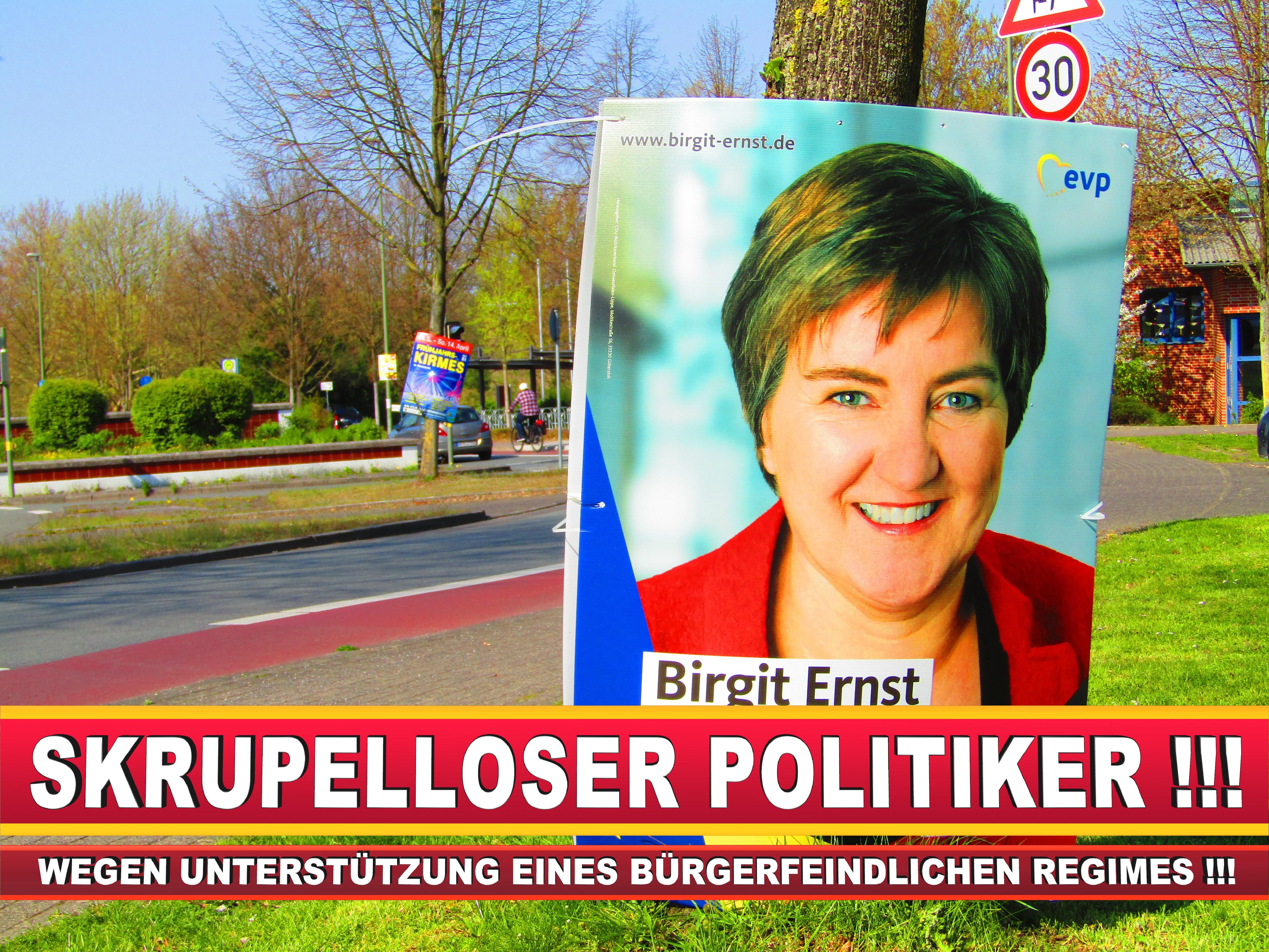 Europawahl Deutschland Birgit Ernst CDU (23)