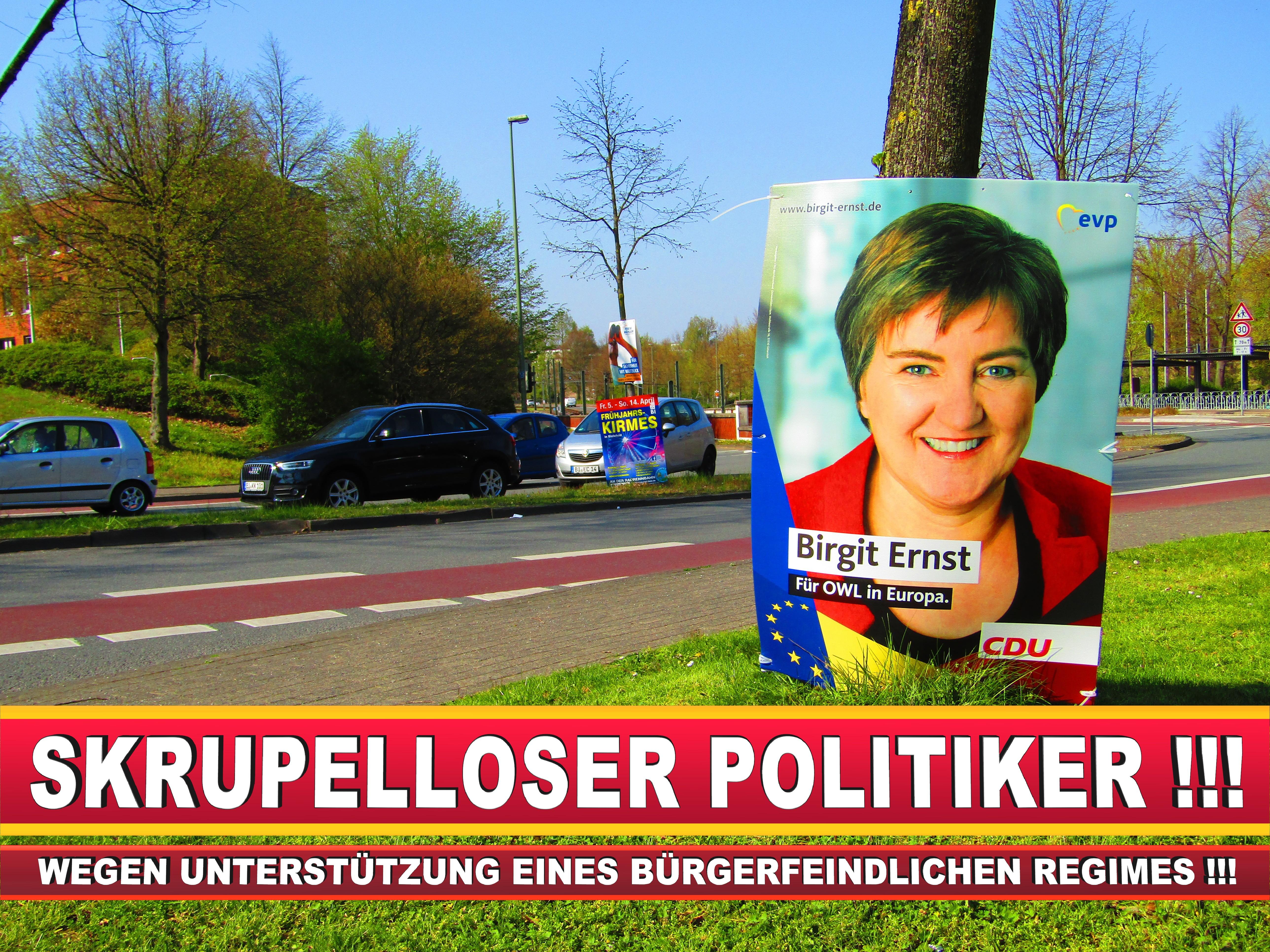 Europawahl Deutschland Birgit Ernst CDU (24)