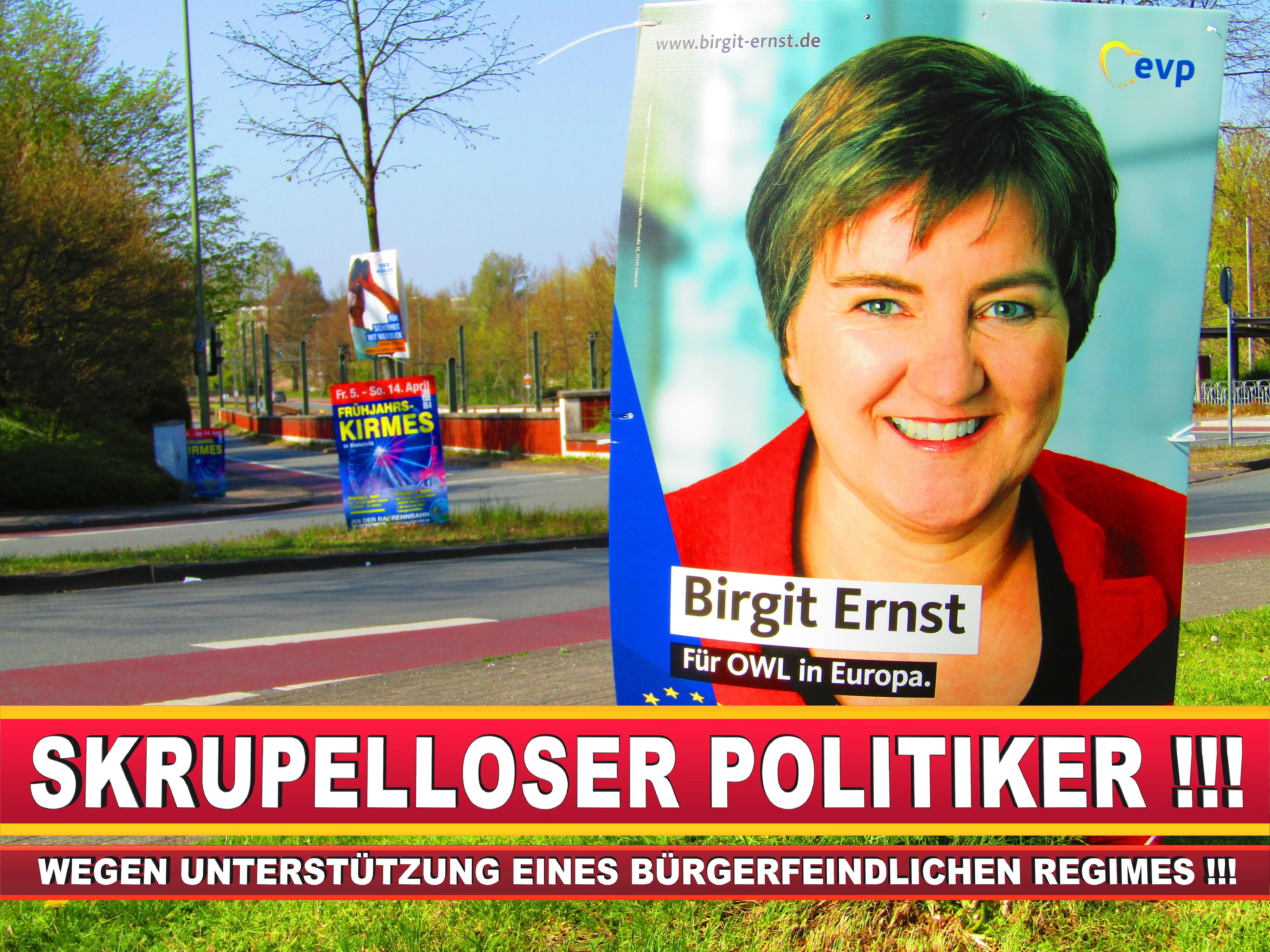 Europawahl Deutschland Birgit Ernst CDU (25)