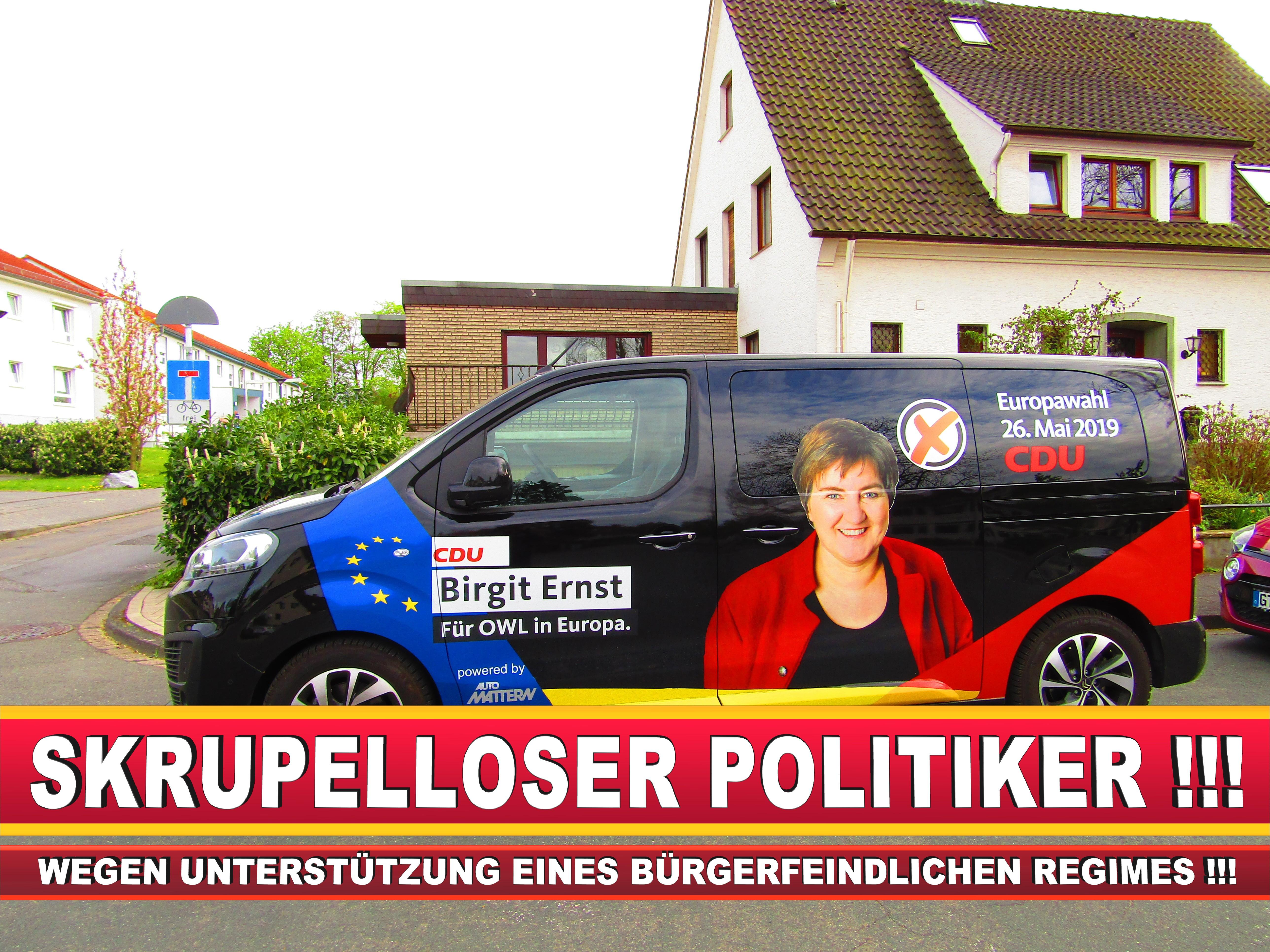 Europawahl Deutschland Birgit Ernst CDU (27)