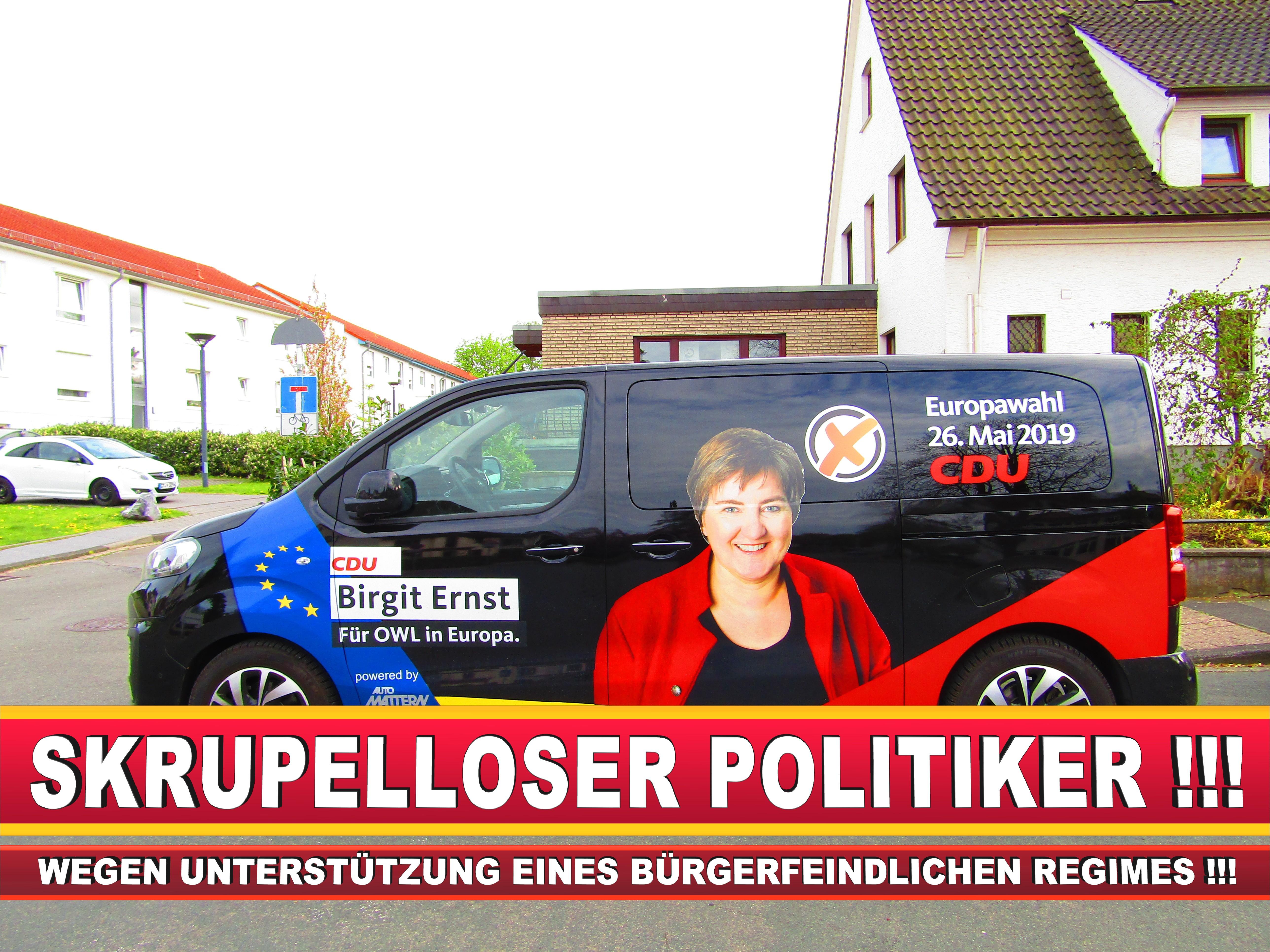 Europawahl Deutschland Birgit Ernst CDU (28)