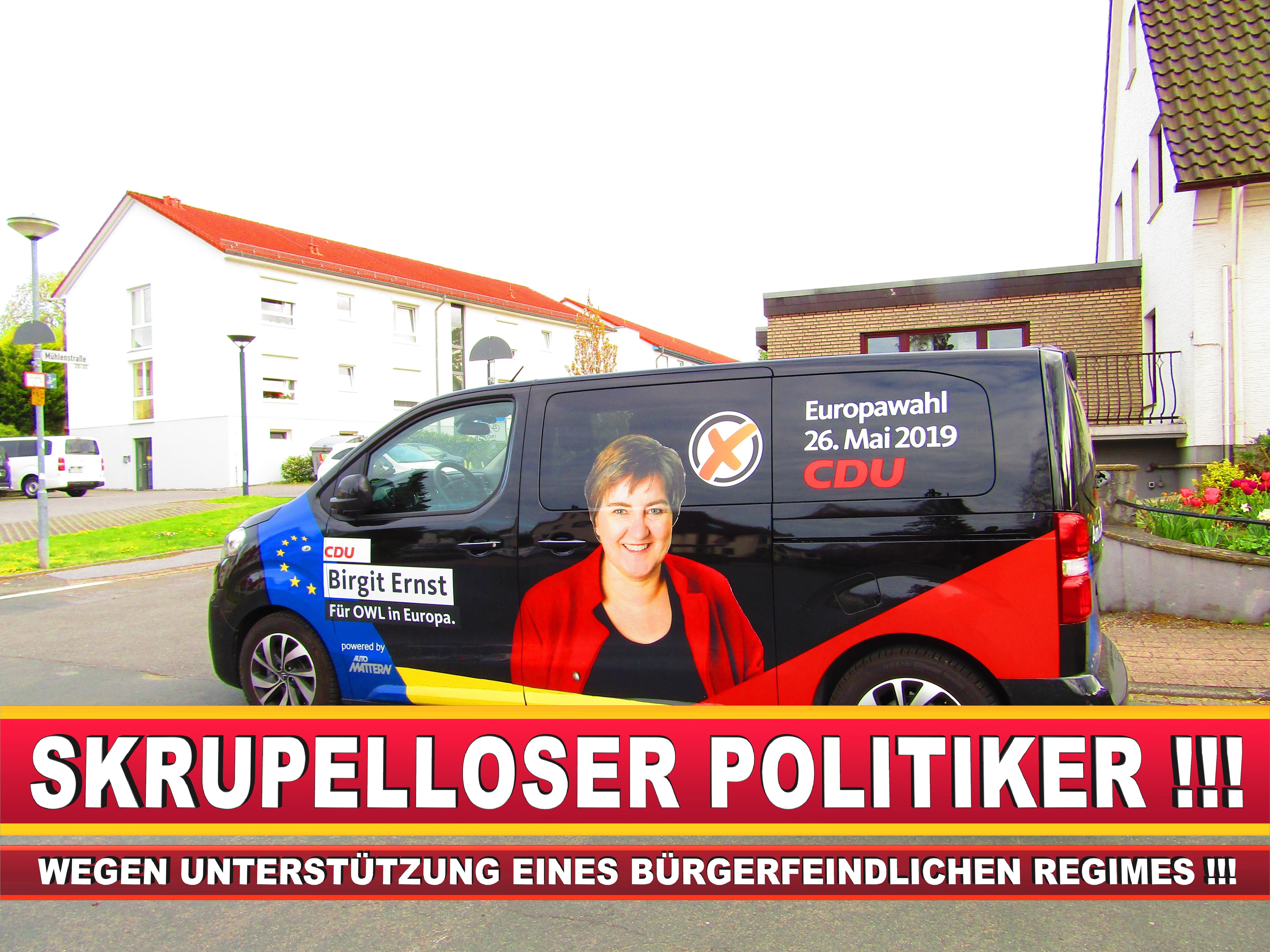 Europawahl Deutschland Birgit Ernst CDU (29)