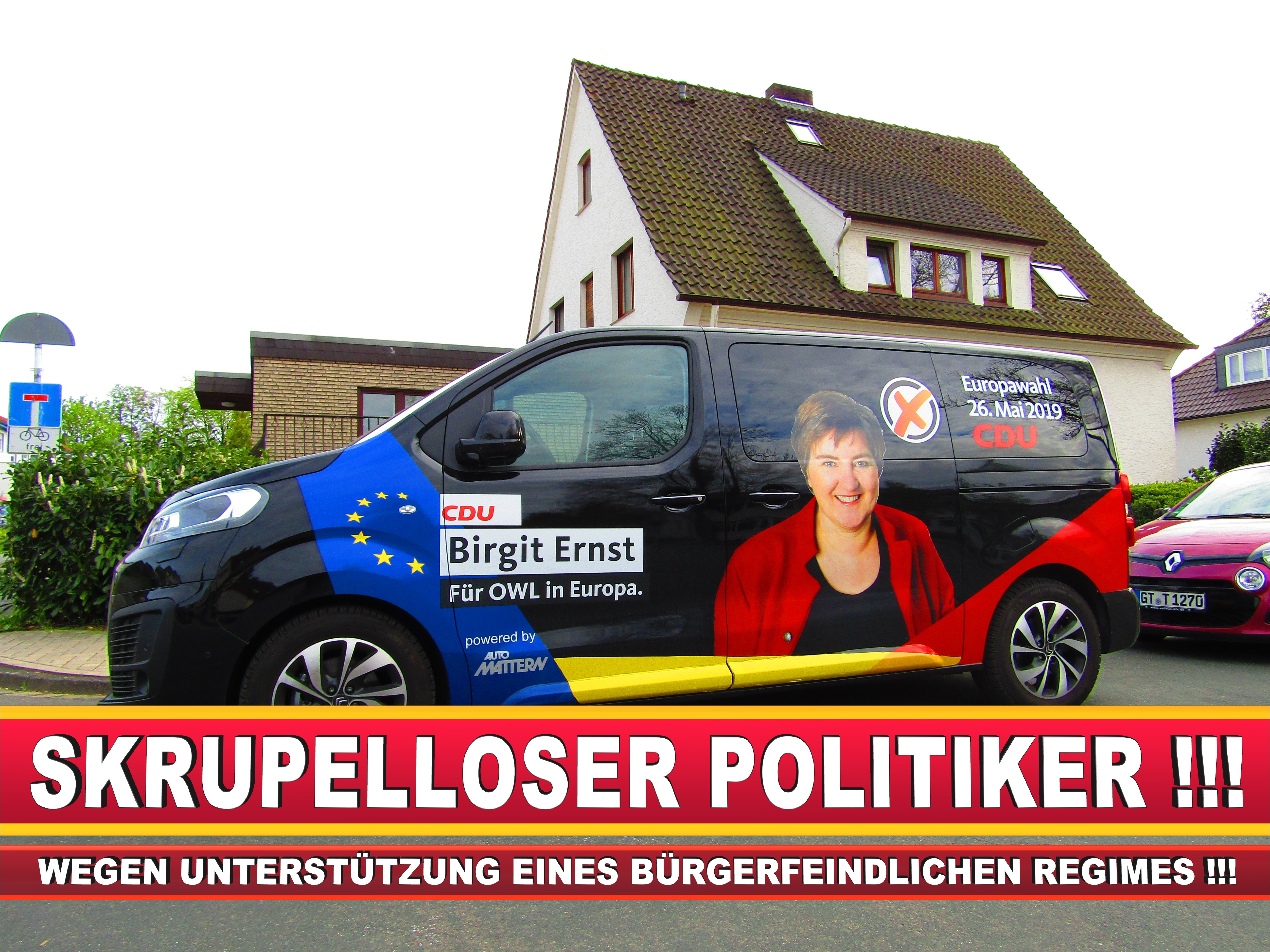 Europawahl Deutschland Birgit Ernst CDU (3)