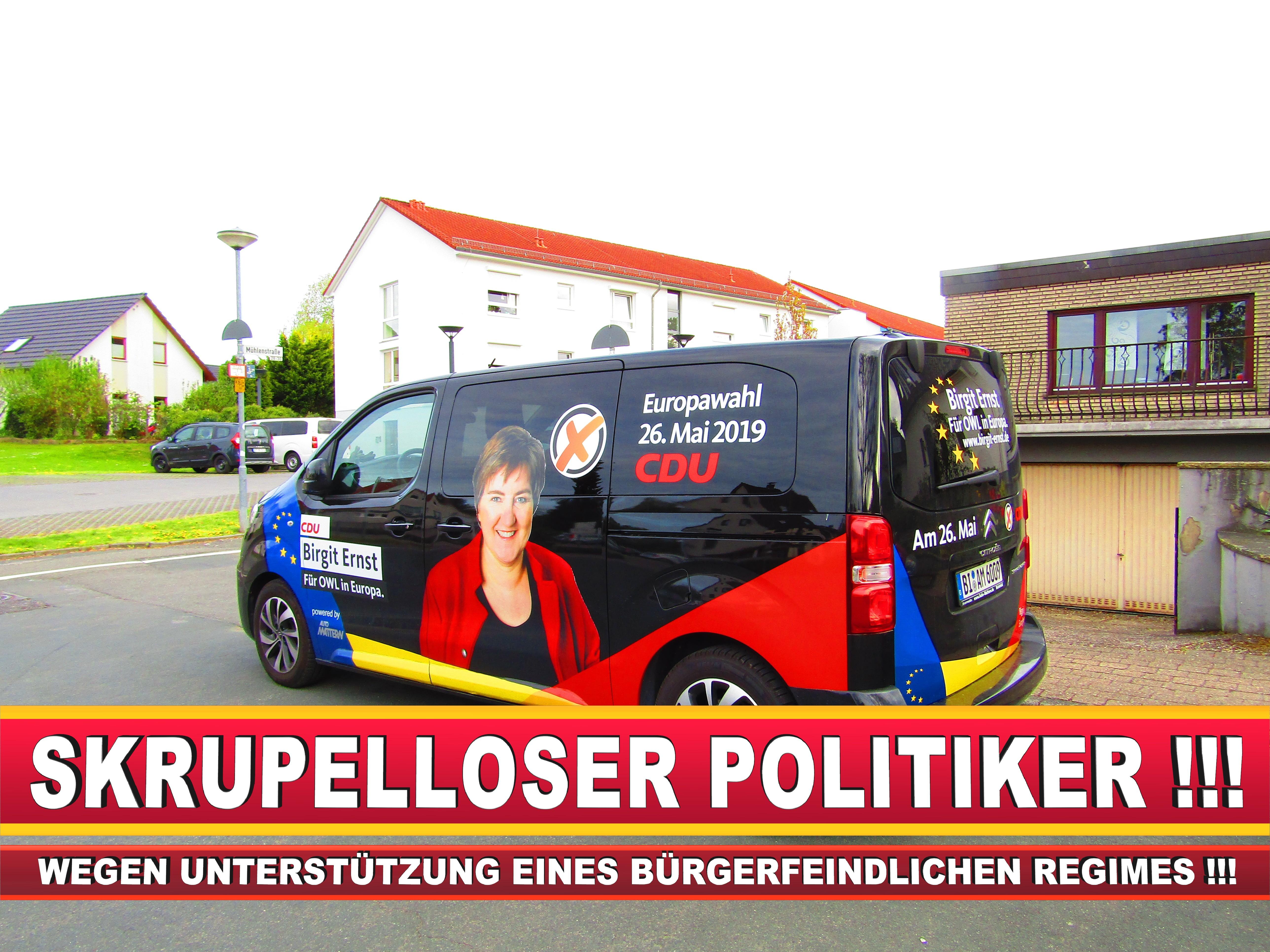 Europawahl Deutschland Birgit Ernst CDU (30)