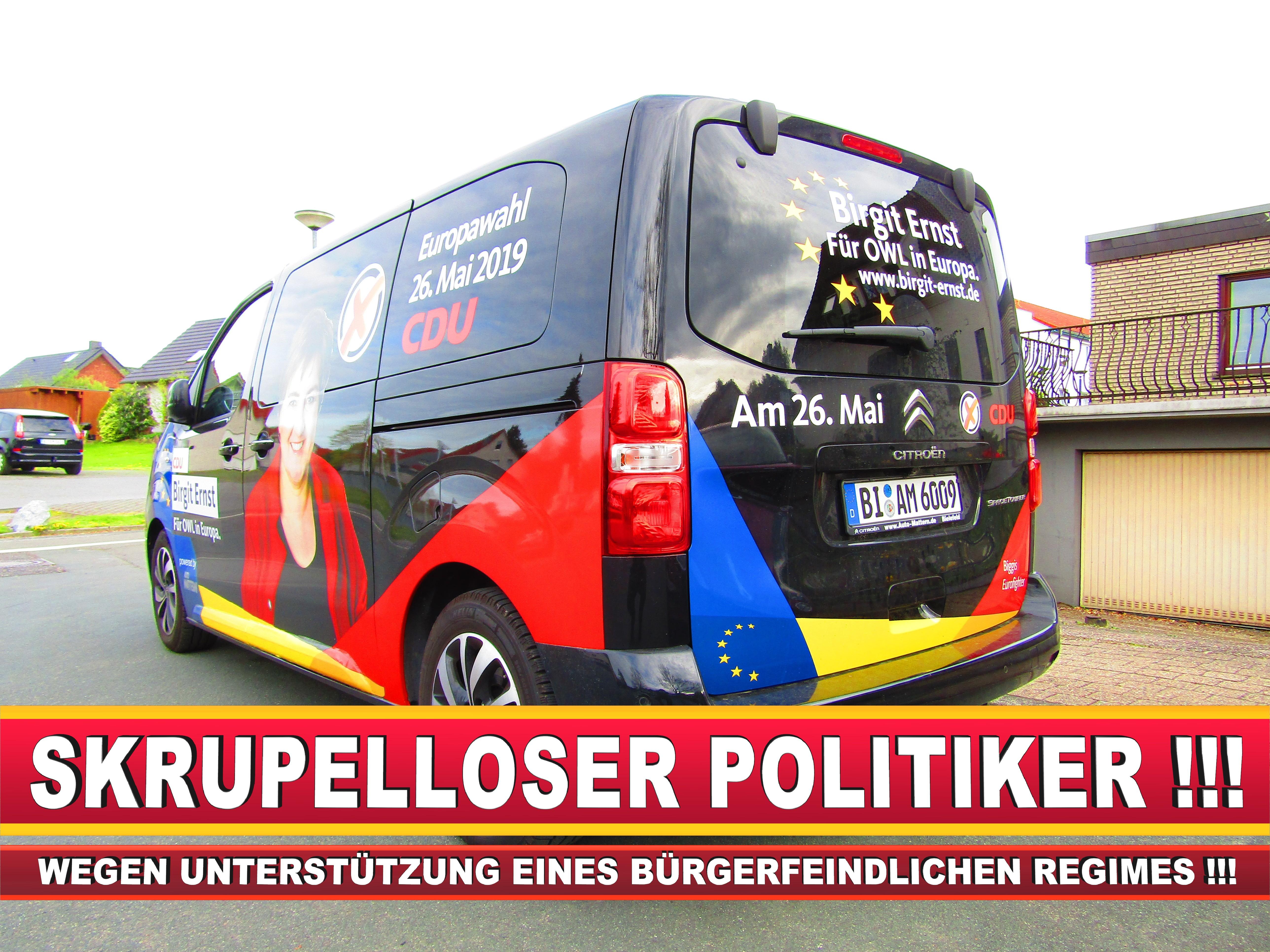 Europawahl Deutschland Birgit Ernst CDU (31)