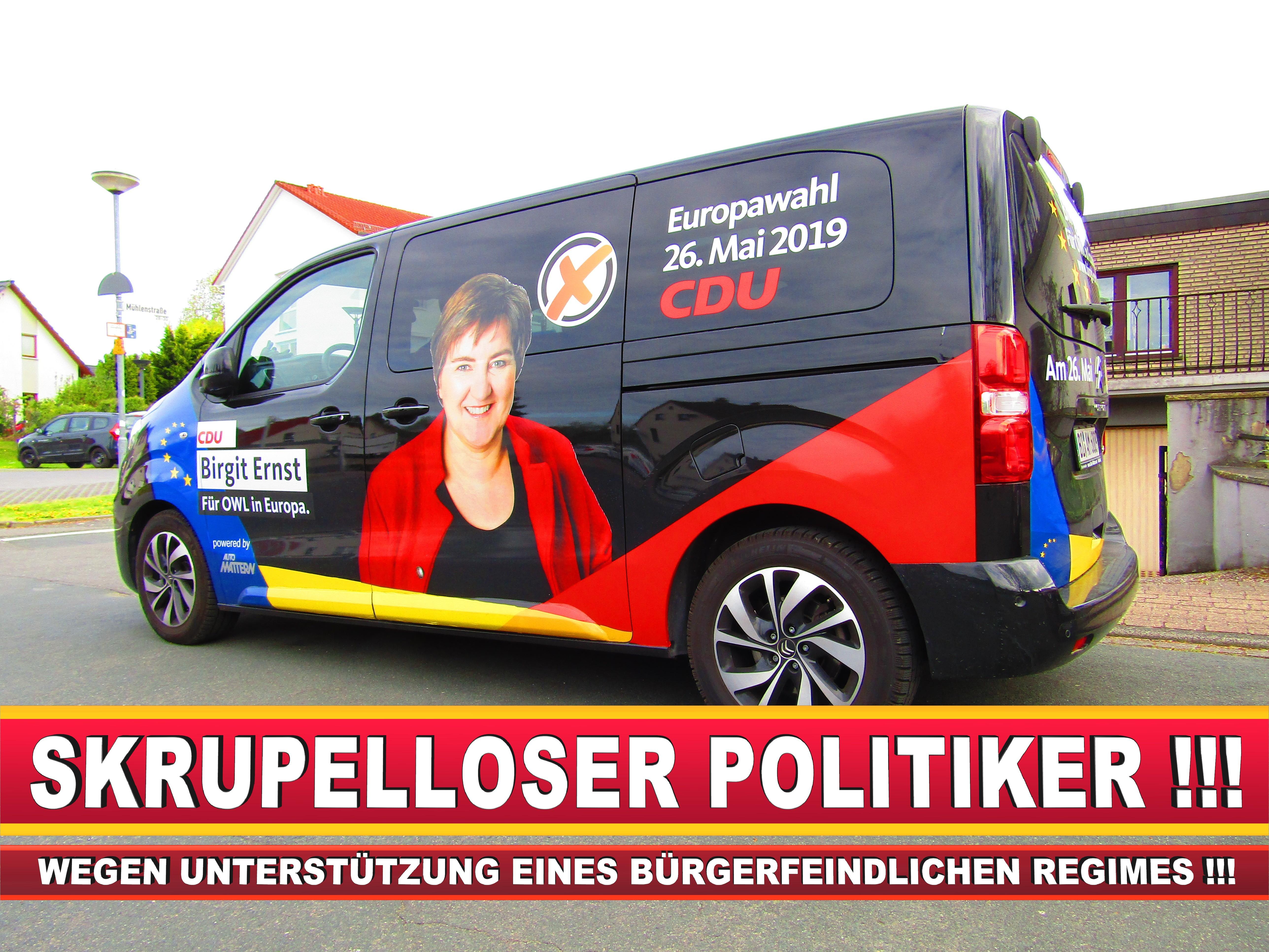 Europawahl Deutschland Birgit Ernst CDU (32)