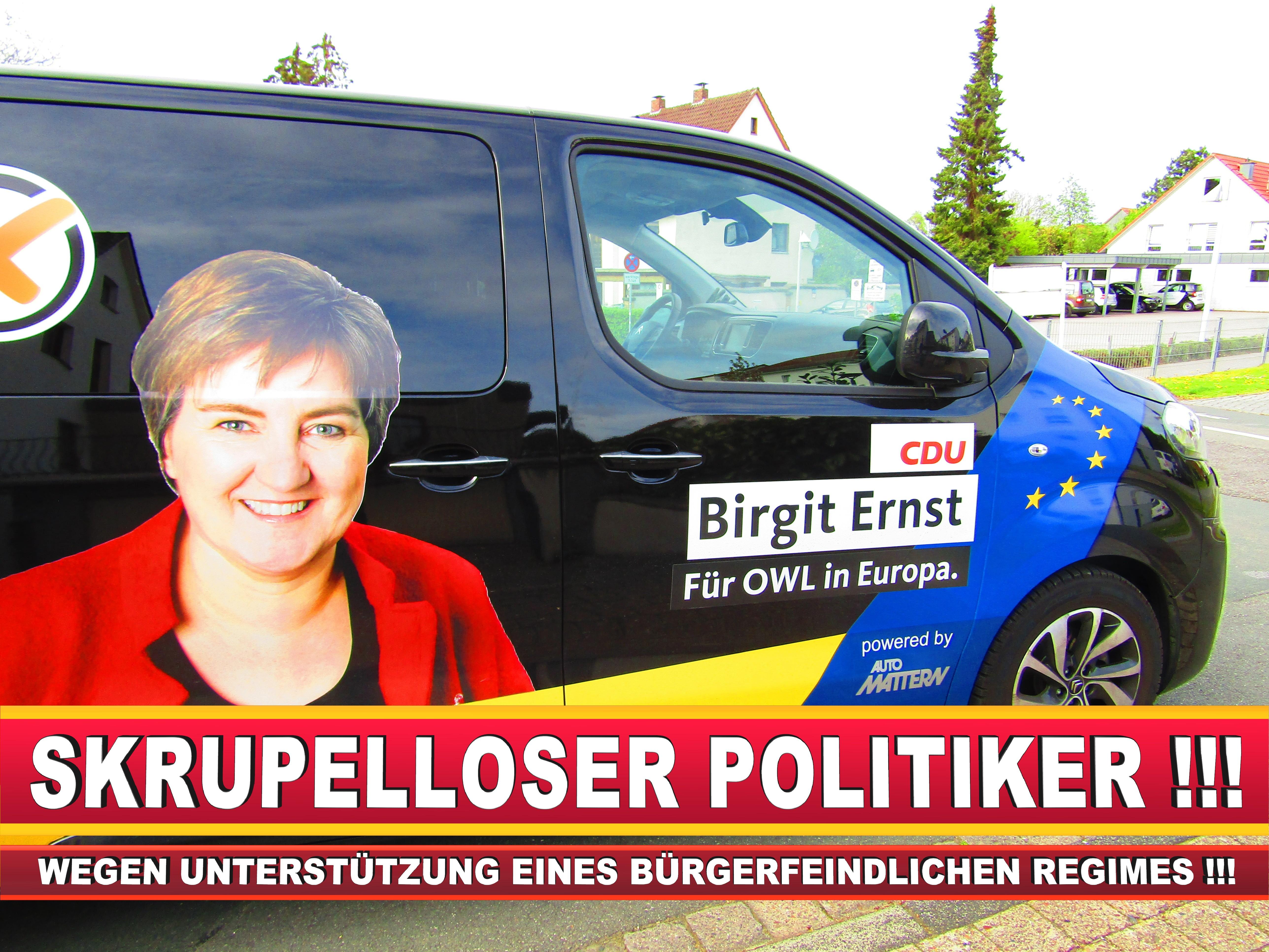 Europawahl Deutschland Birgit Ernst CDU (5)