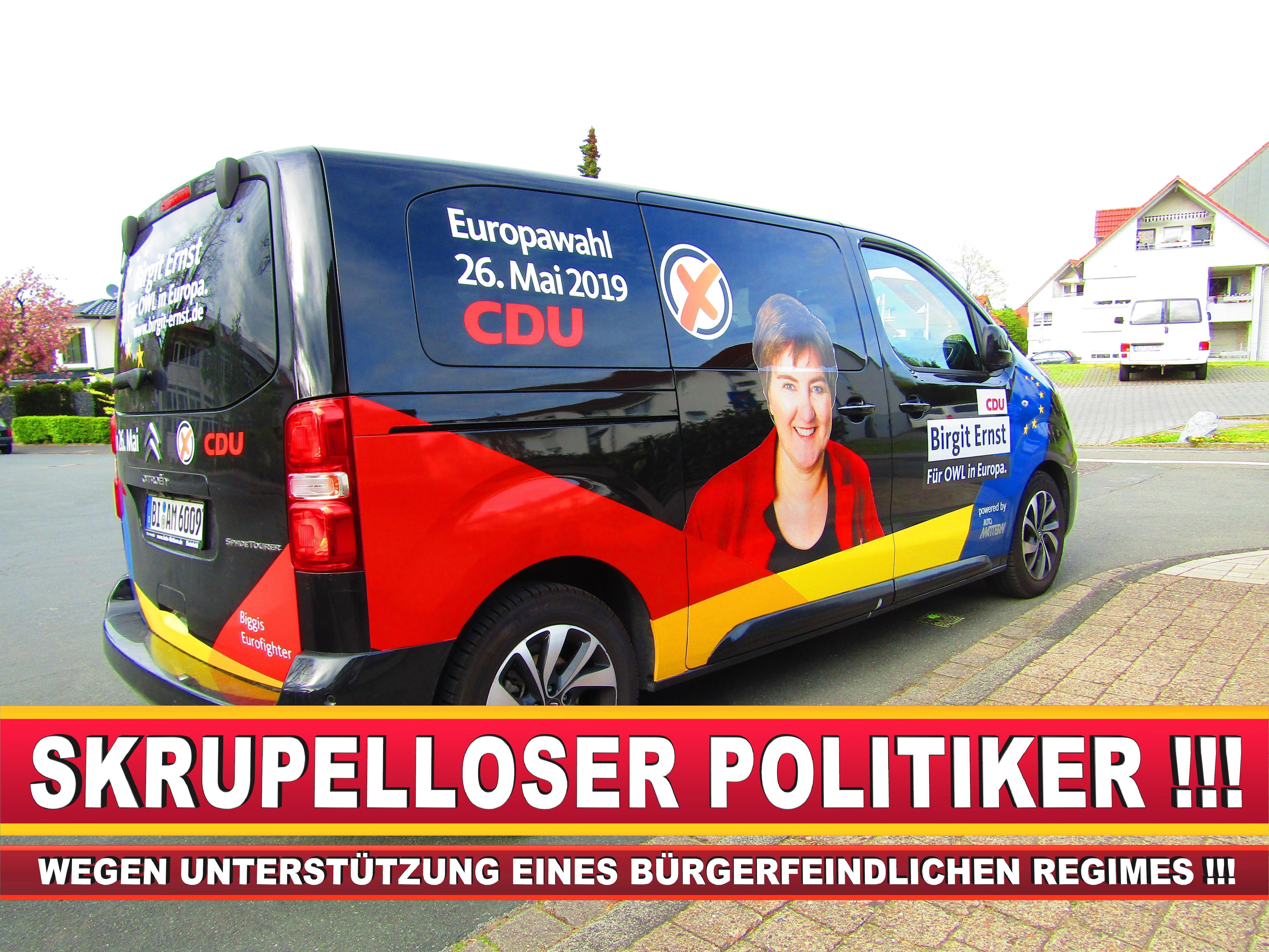 Europawahl Deutschland Birgit Ernst CDU (6)