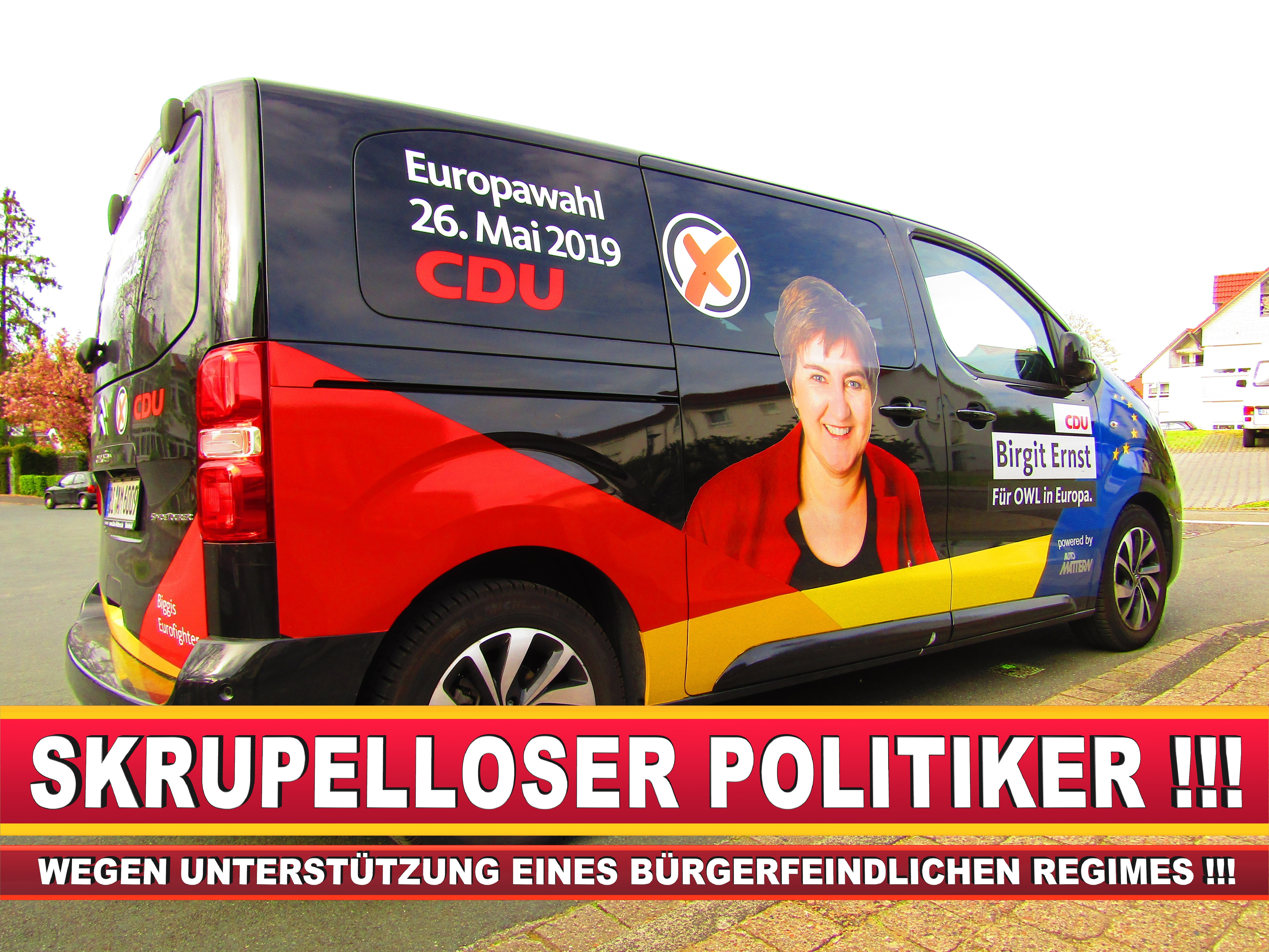 Europawahl Deutschland Birgit Ernst CDU (7)