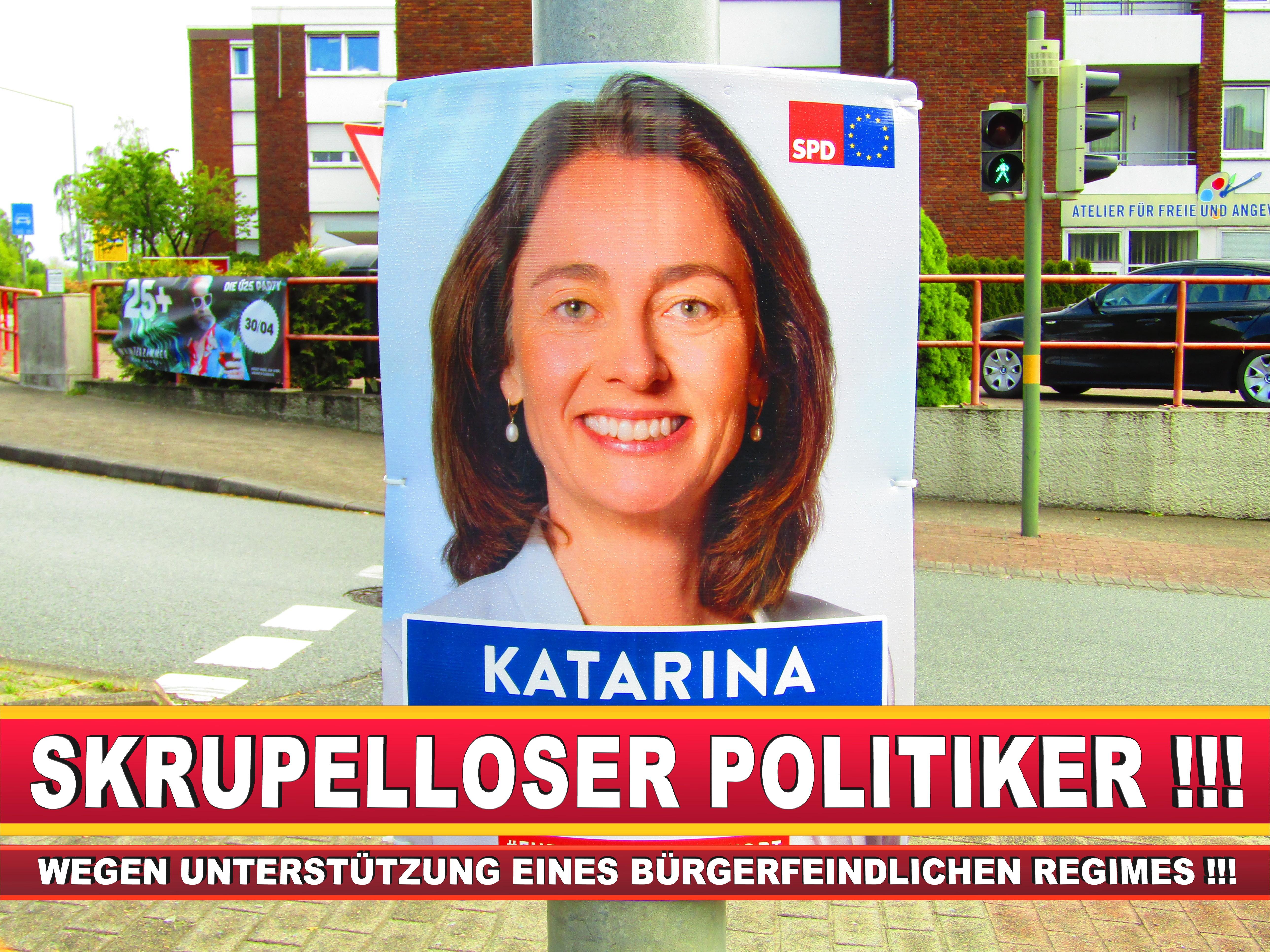 Europawahl Deutschland Wahlplakate CDU SPD FDP Grüne Linke AfD (26)