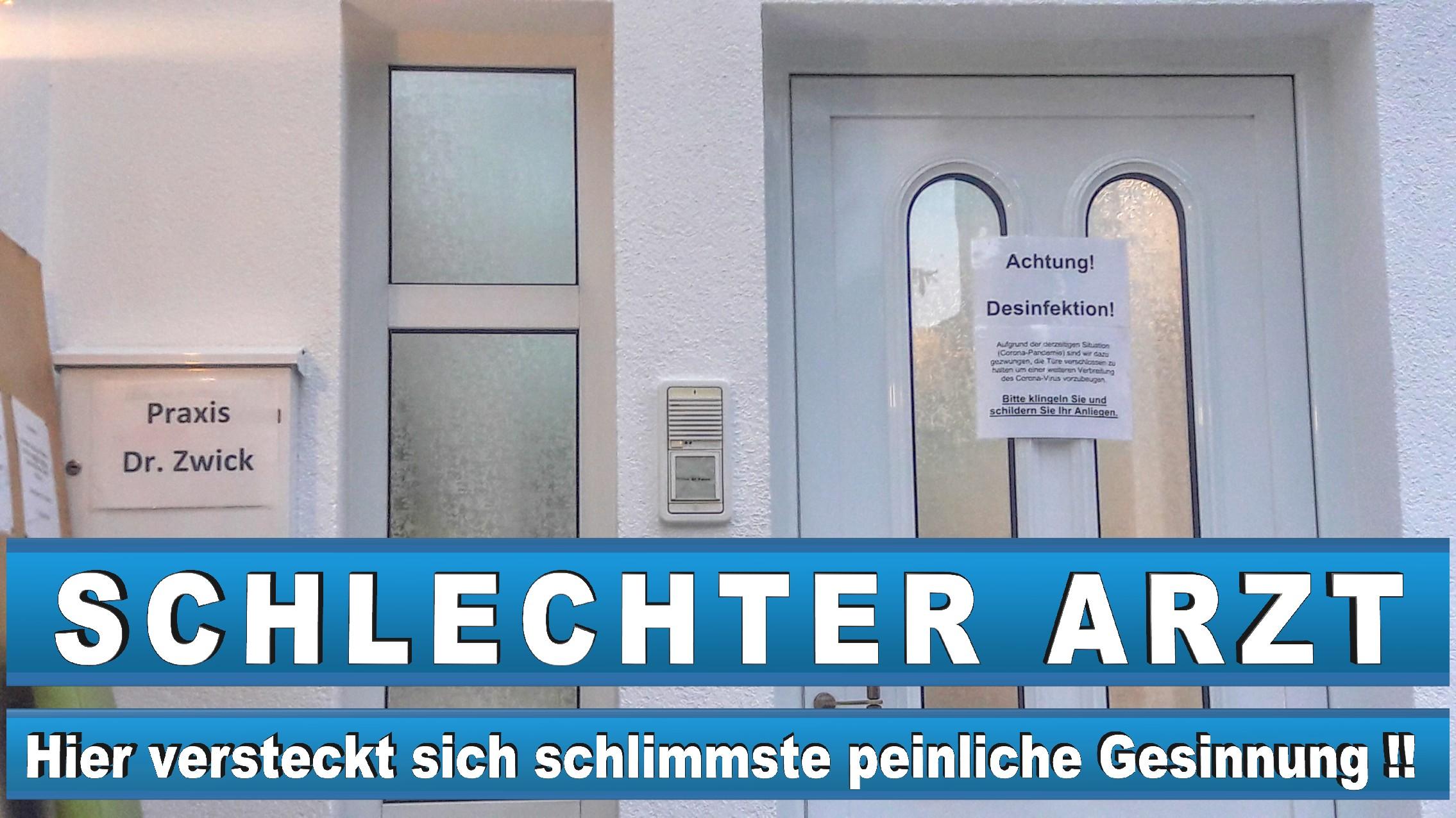 Dr Med Burkhard Zwick Goethestraße 96465 Neustadt 3